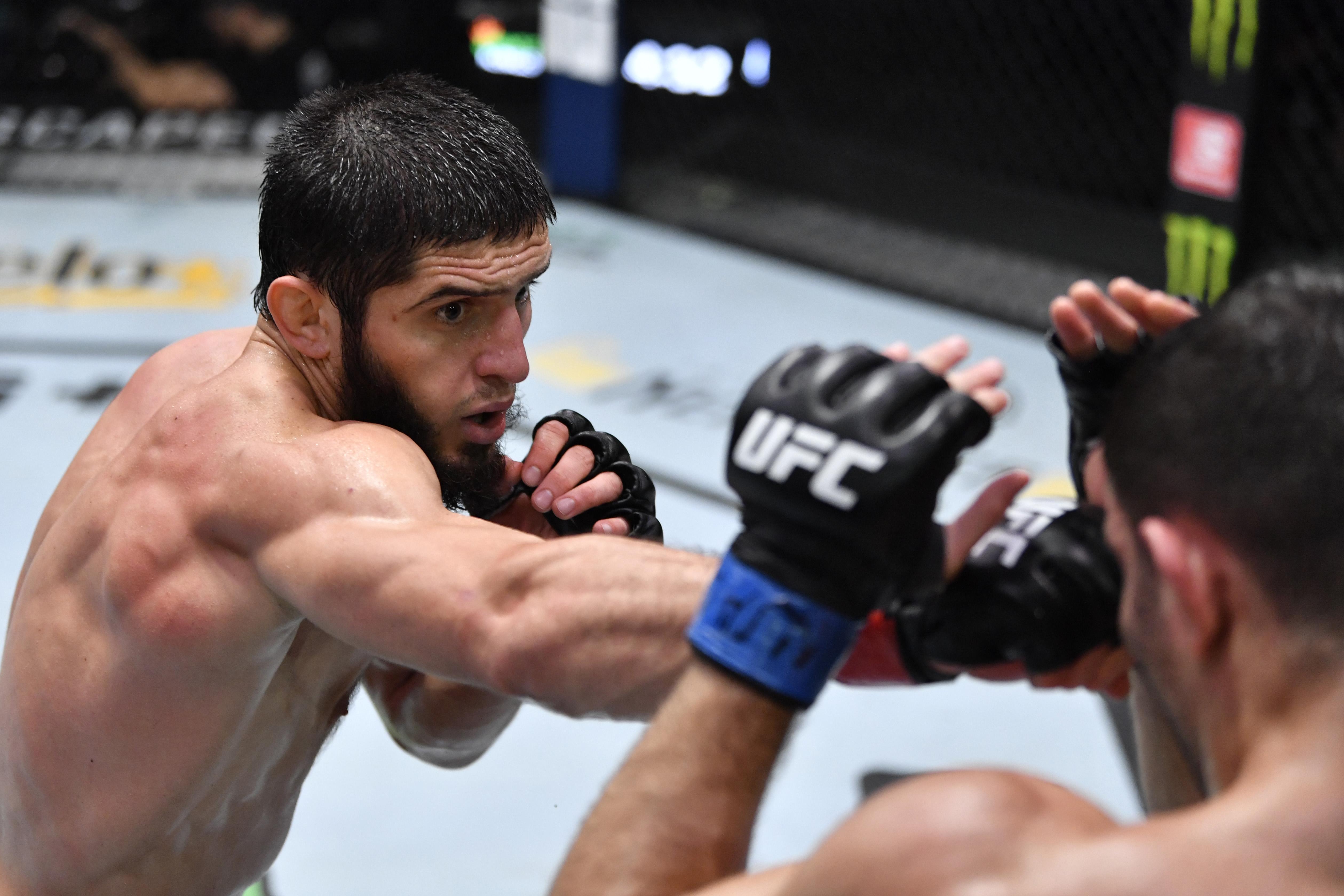 UFC Fight Night: Islam Makhachev v Thiago Moises