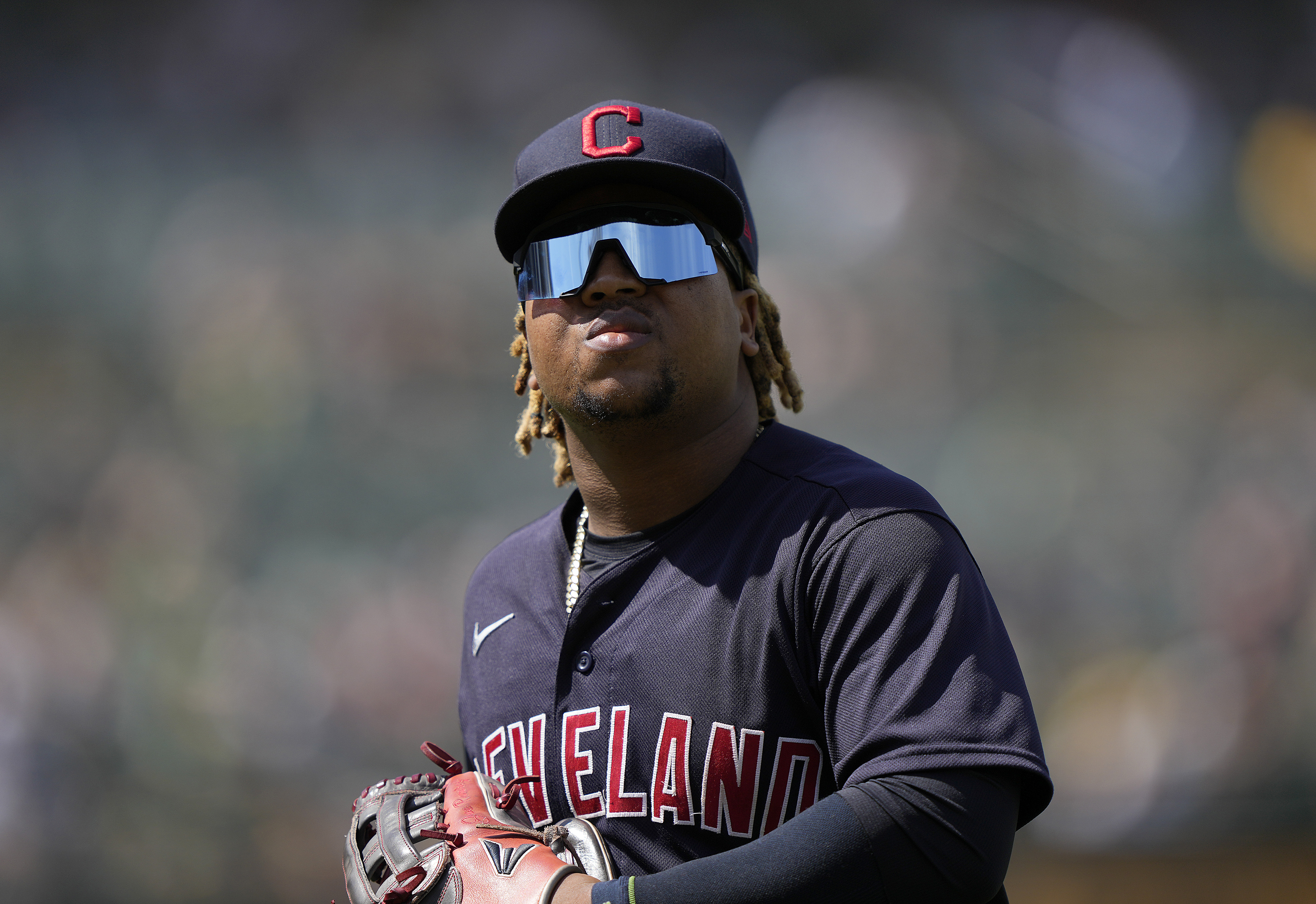Cleveland Indians v Oakland Athletics