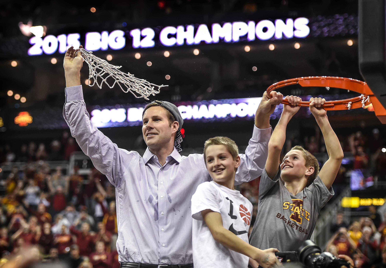 Big 12 Tournament: Iowa State vs. Kansas