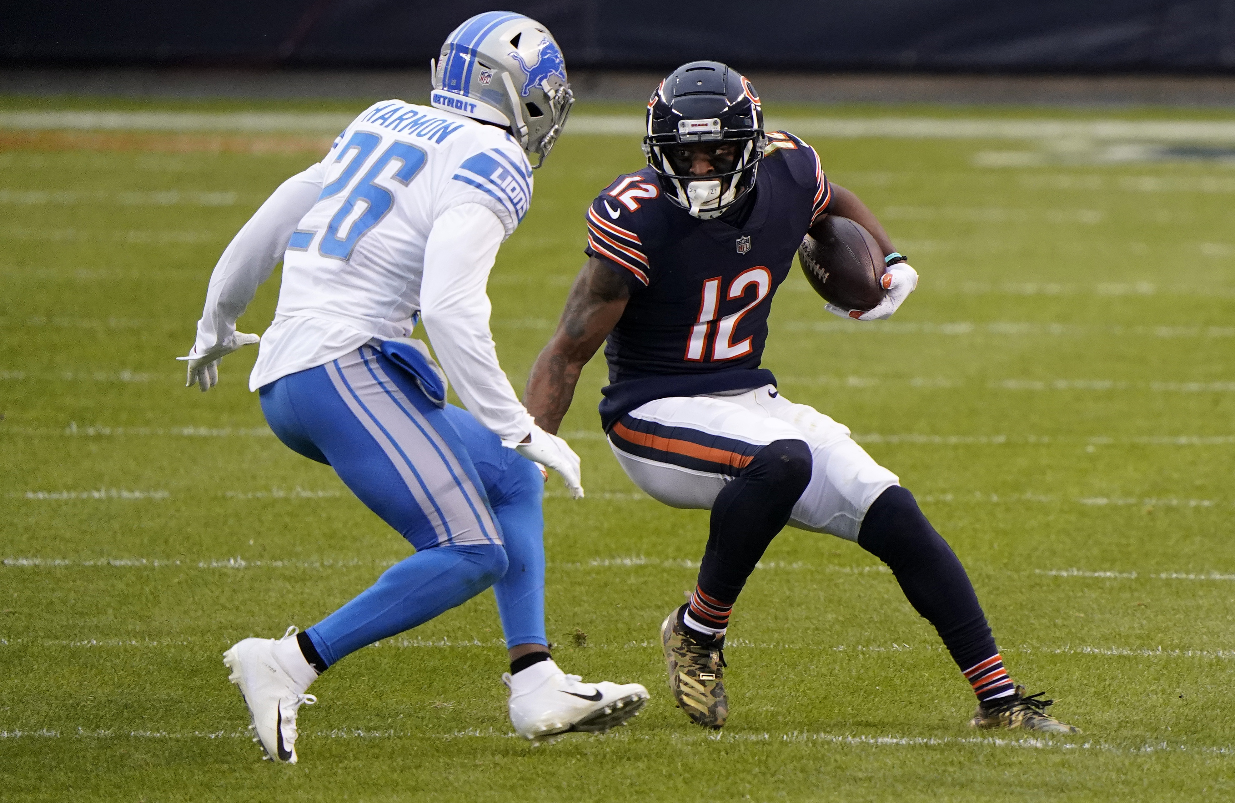 NFL: Detroit Lions at Chicago Bears