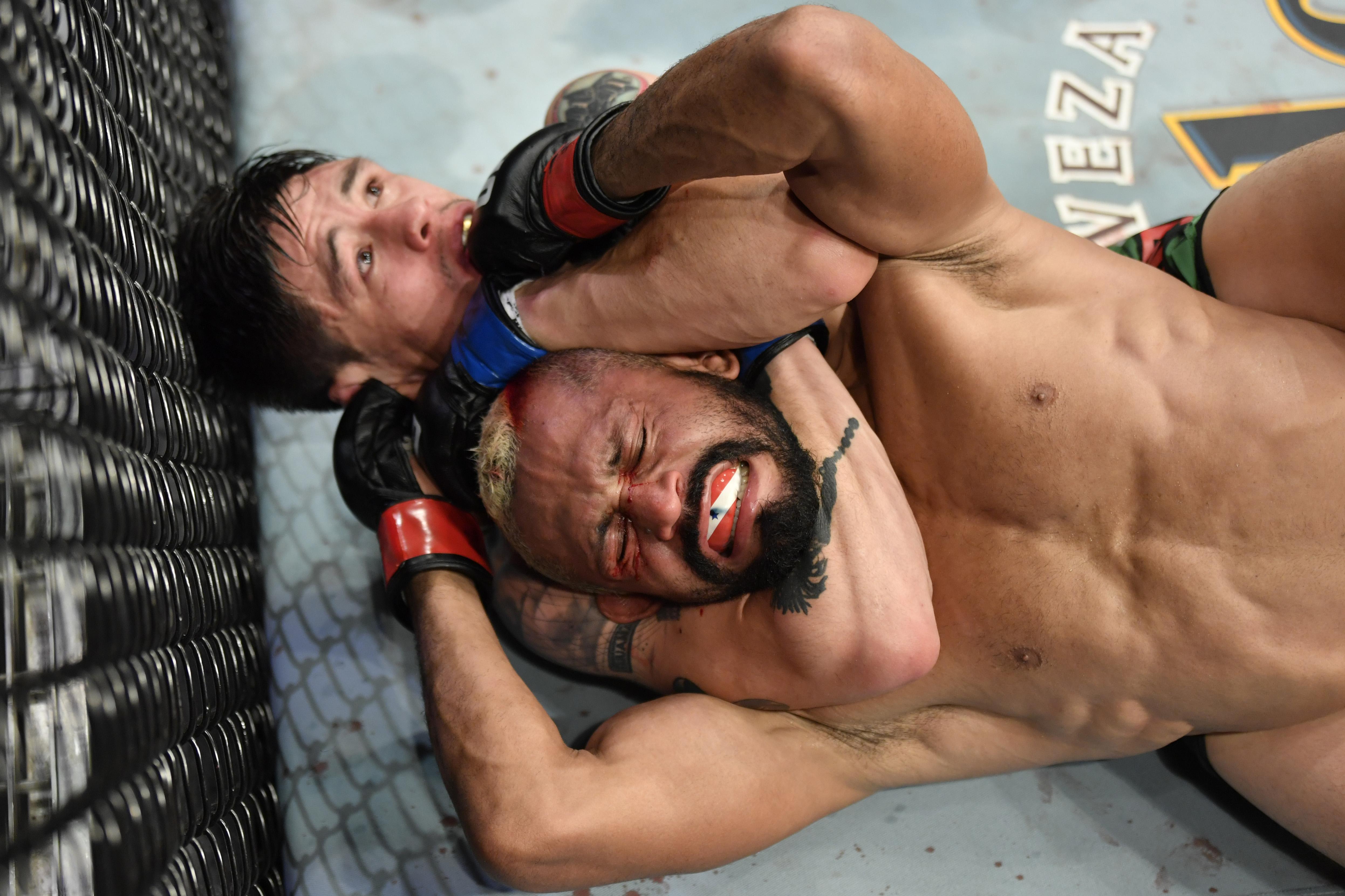 UFC 263: Deiveson Figueiredo v Brandon Moreno 2