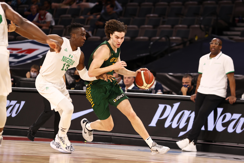 Nigeria v Australia