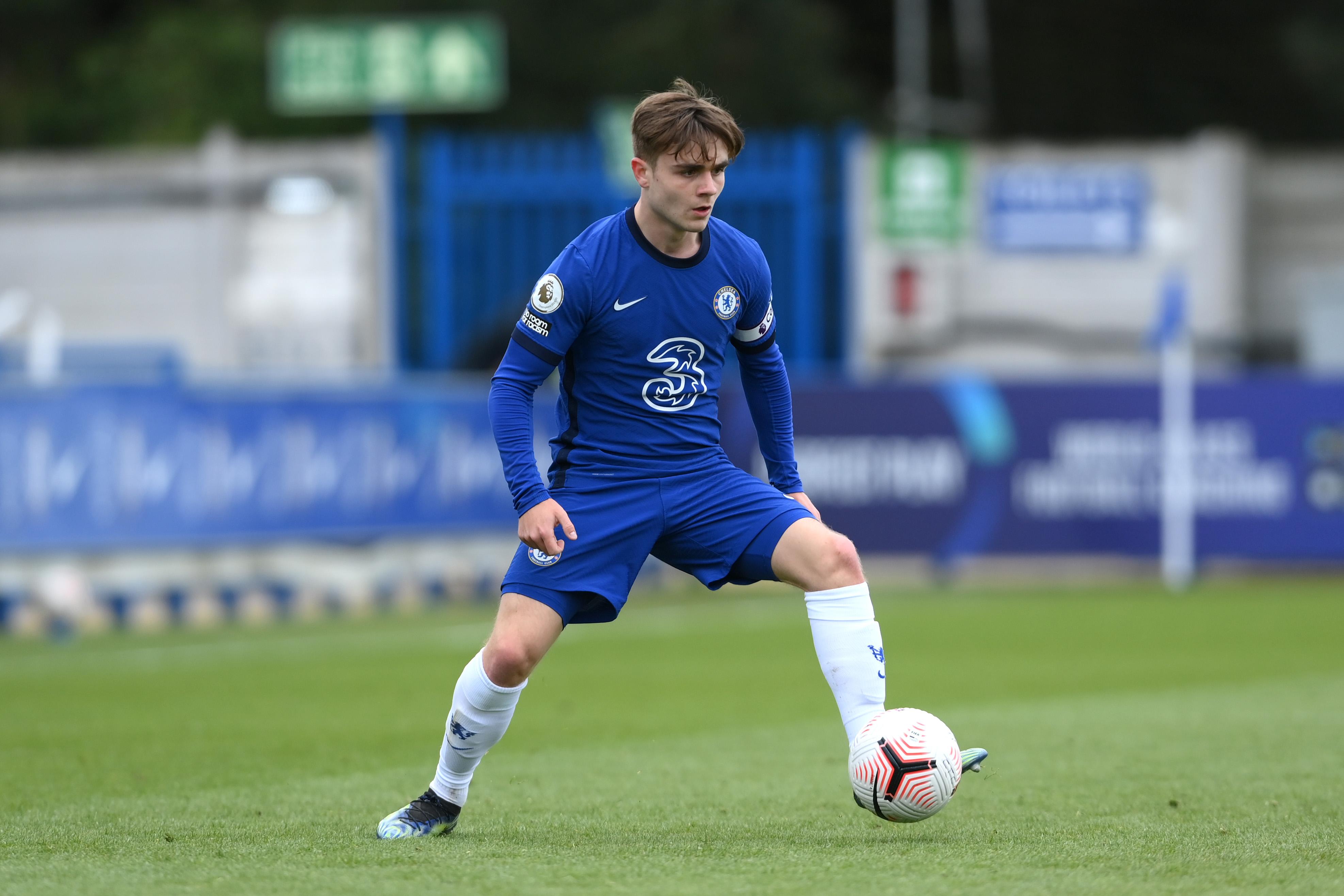 Chelsea U18 v Everton U18: FA Youth Cup