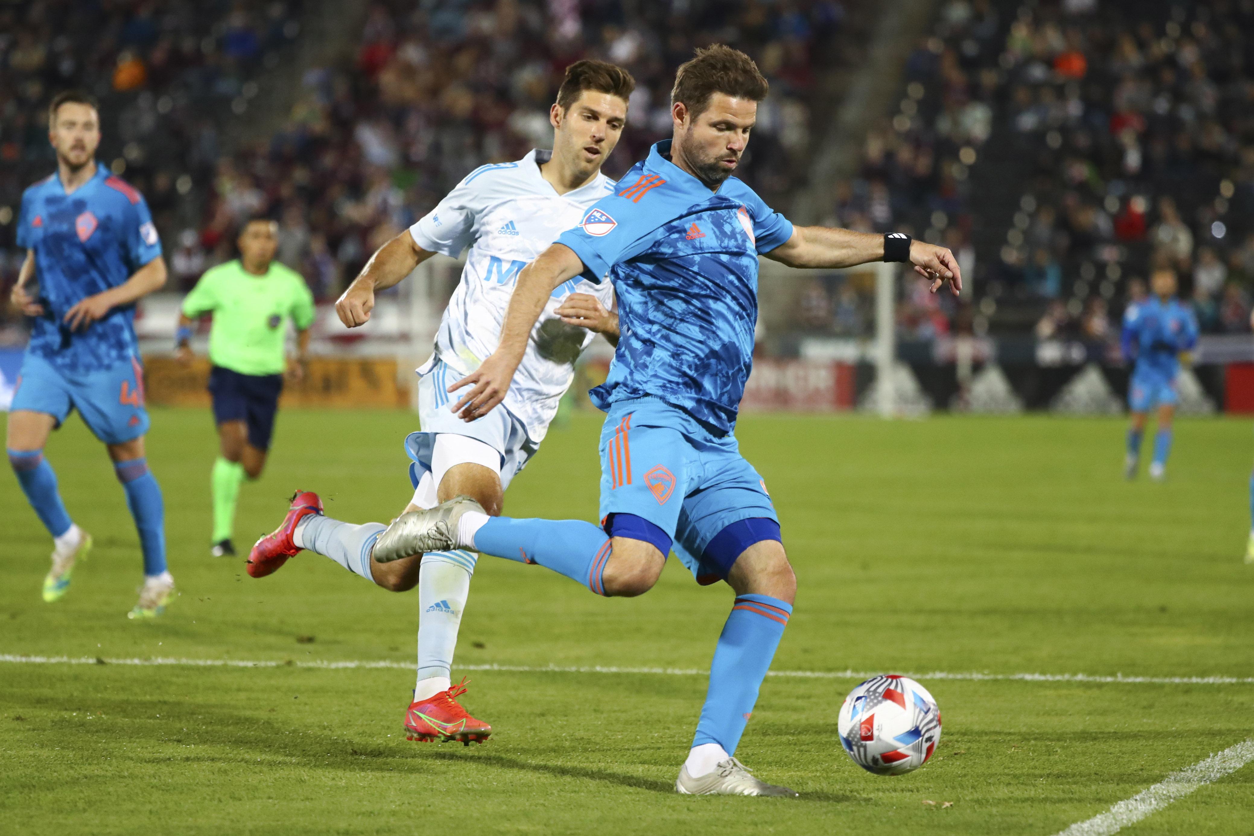 MLS: FC Dallas at Colorado Rapids