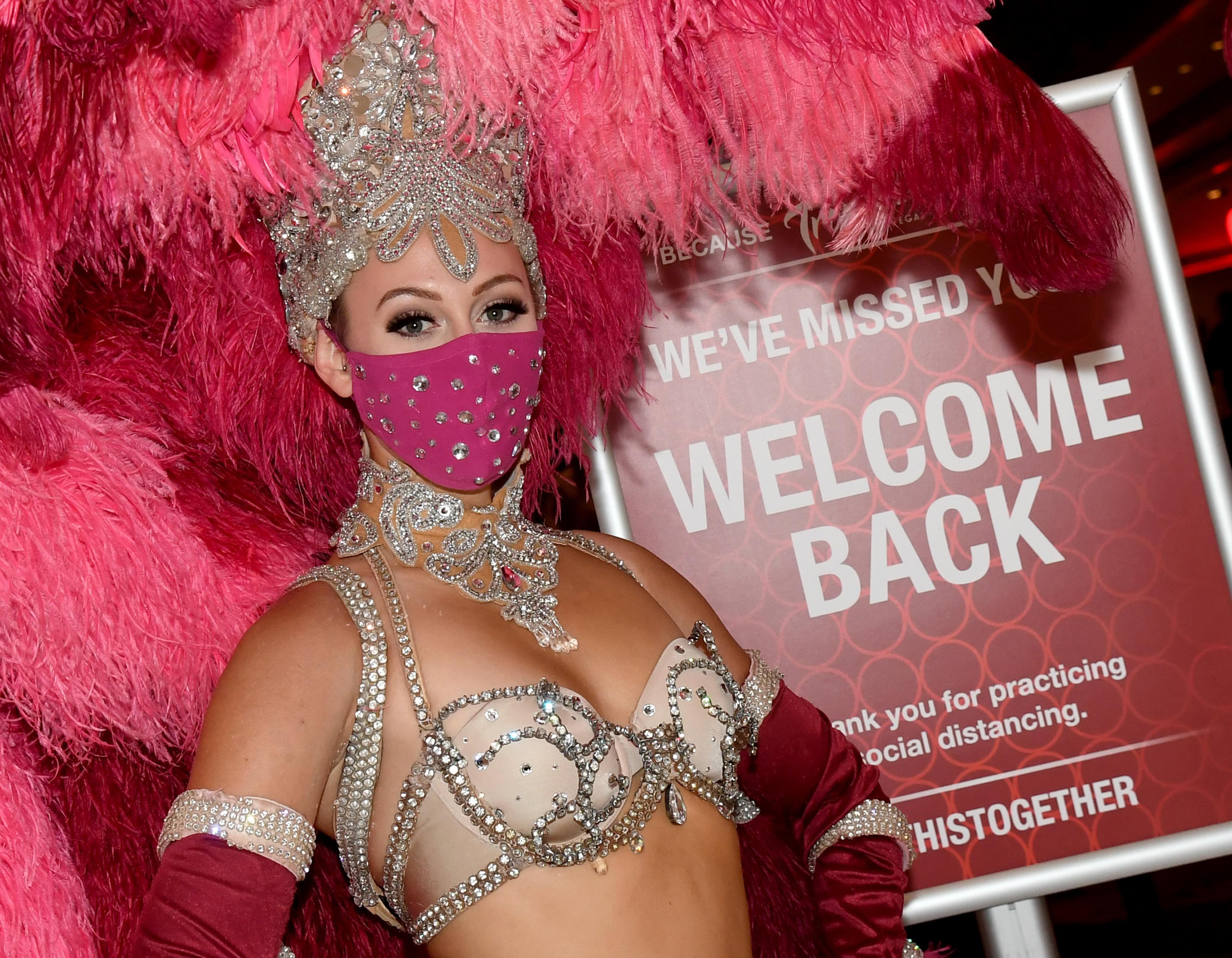 Tropicana Las Vegas Reopens To The Public