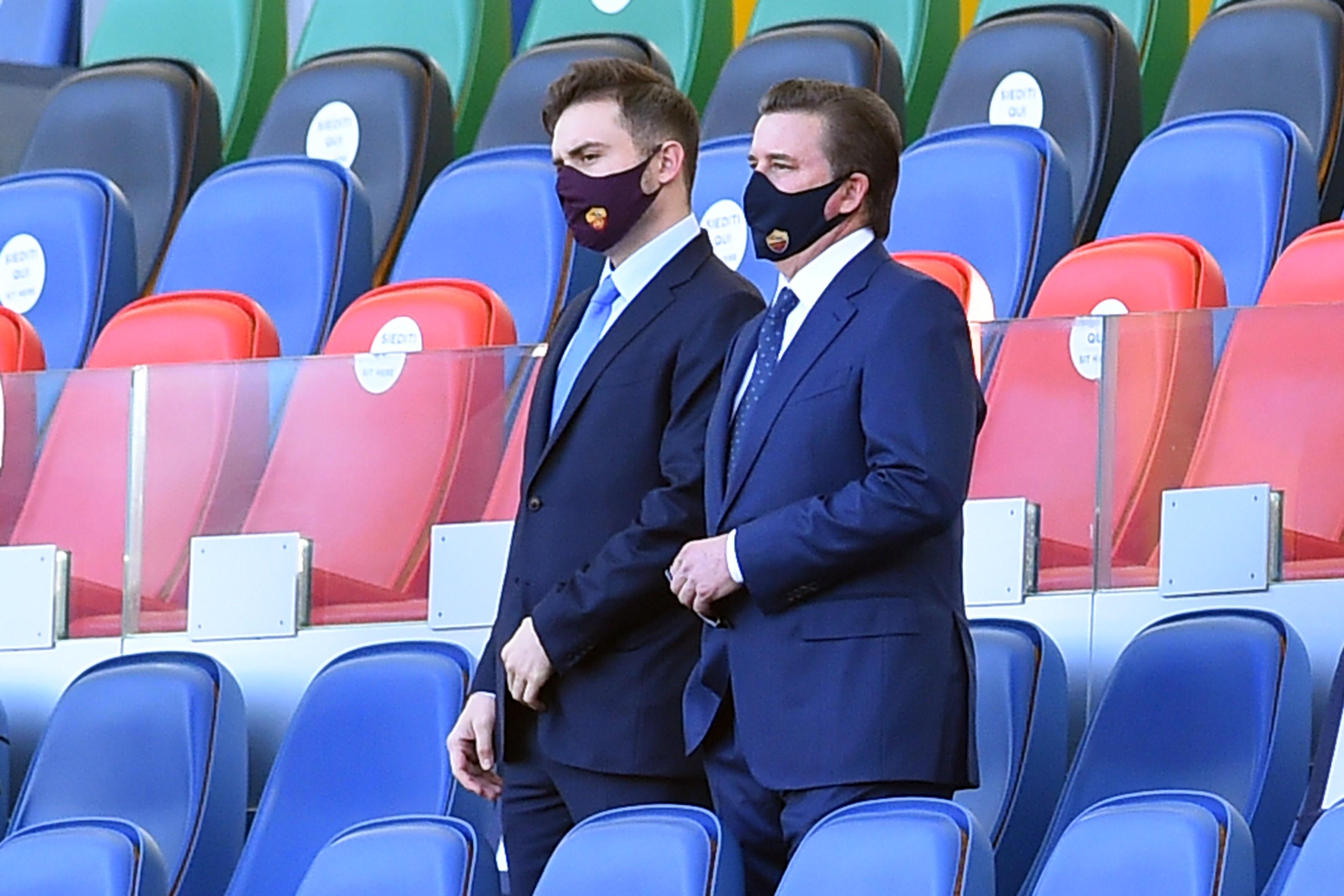 Football Serie A Roma-Crotone