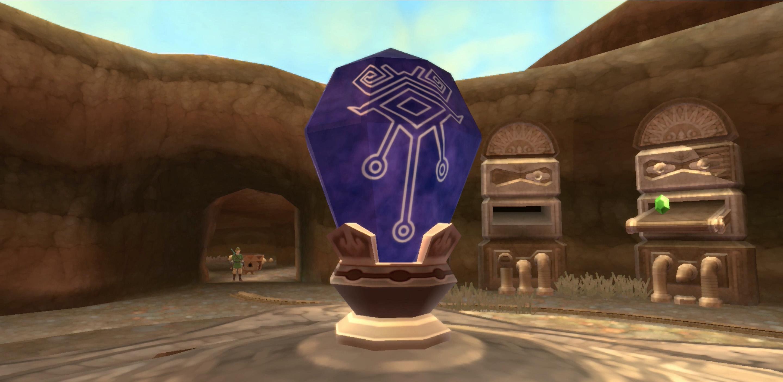 Lanayru Mine and Lanayru Desert walkthrough – Zelda: Skyward Sword HD guide