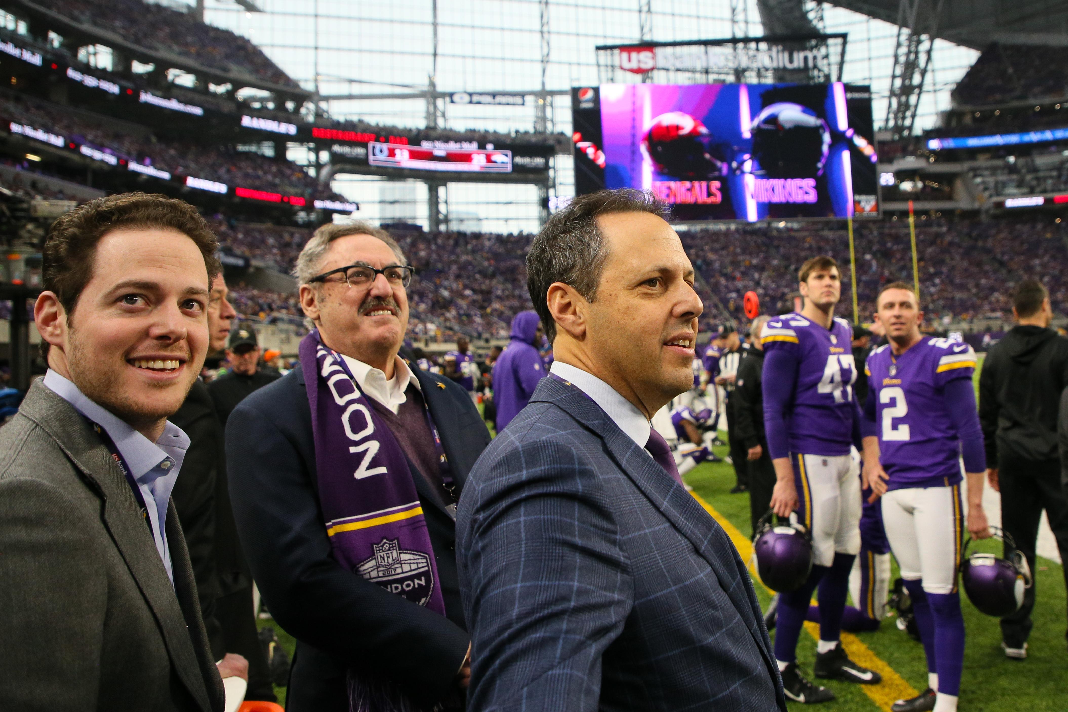 NFL: DEC 17 Bengals at Vikings