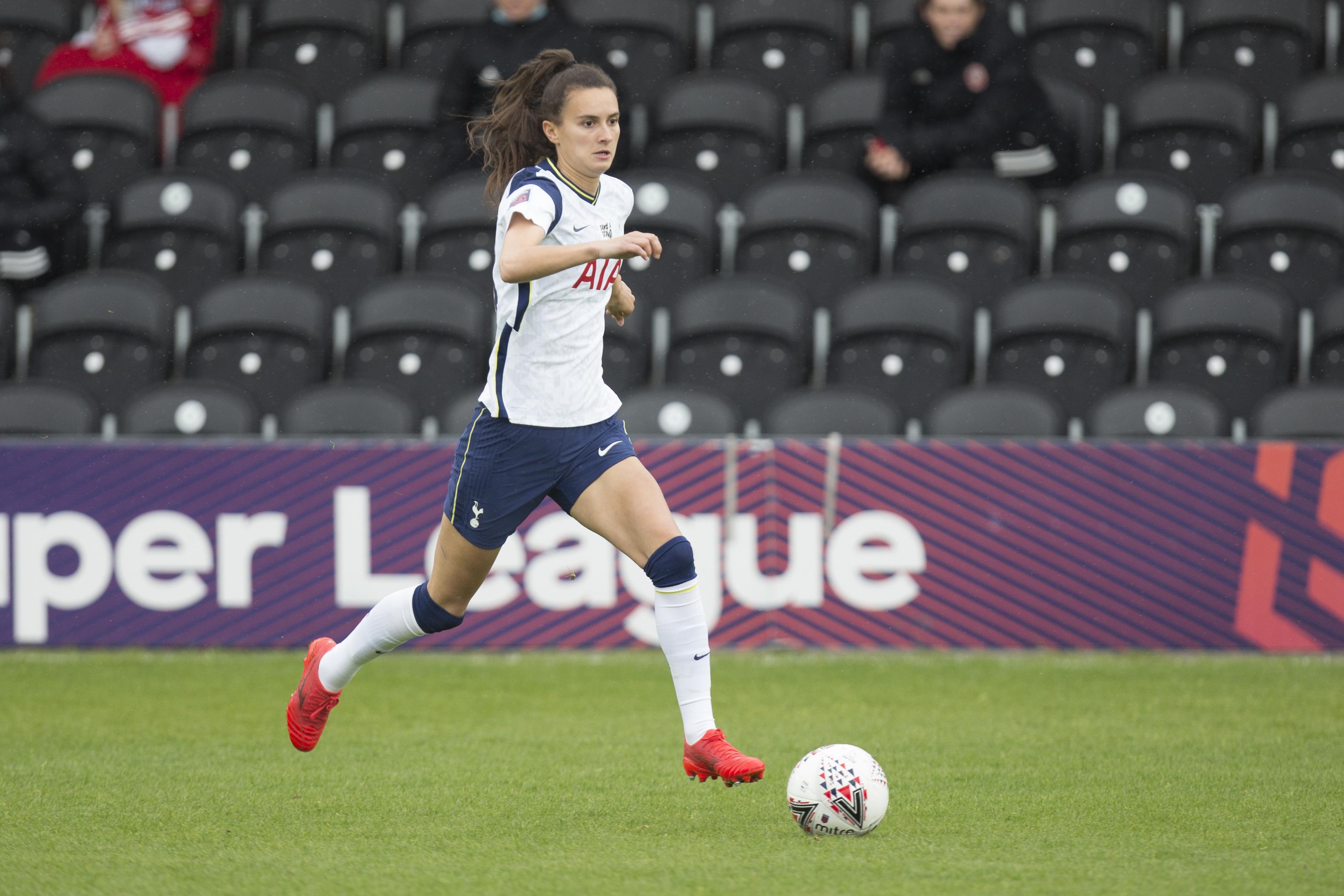 Tottenham Hotspur v Sheffield Utd: Vitality Women's FA Cup Fifth Round