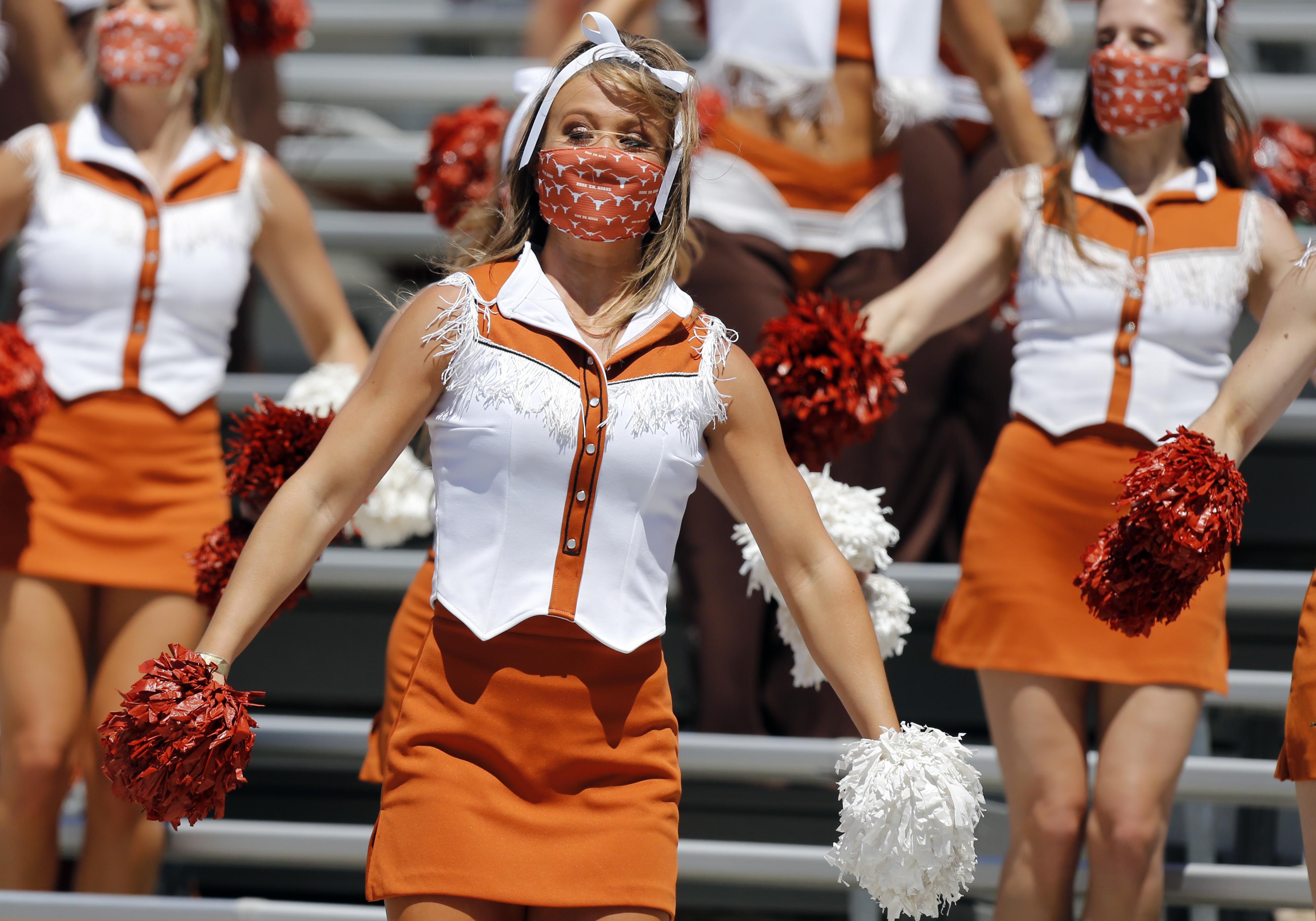 COLLEGE FOOTBALL: APR 24 Texas Football Orange-White Spring Game