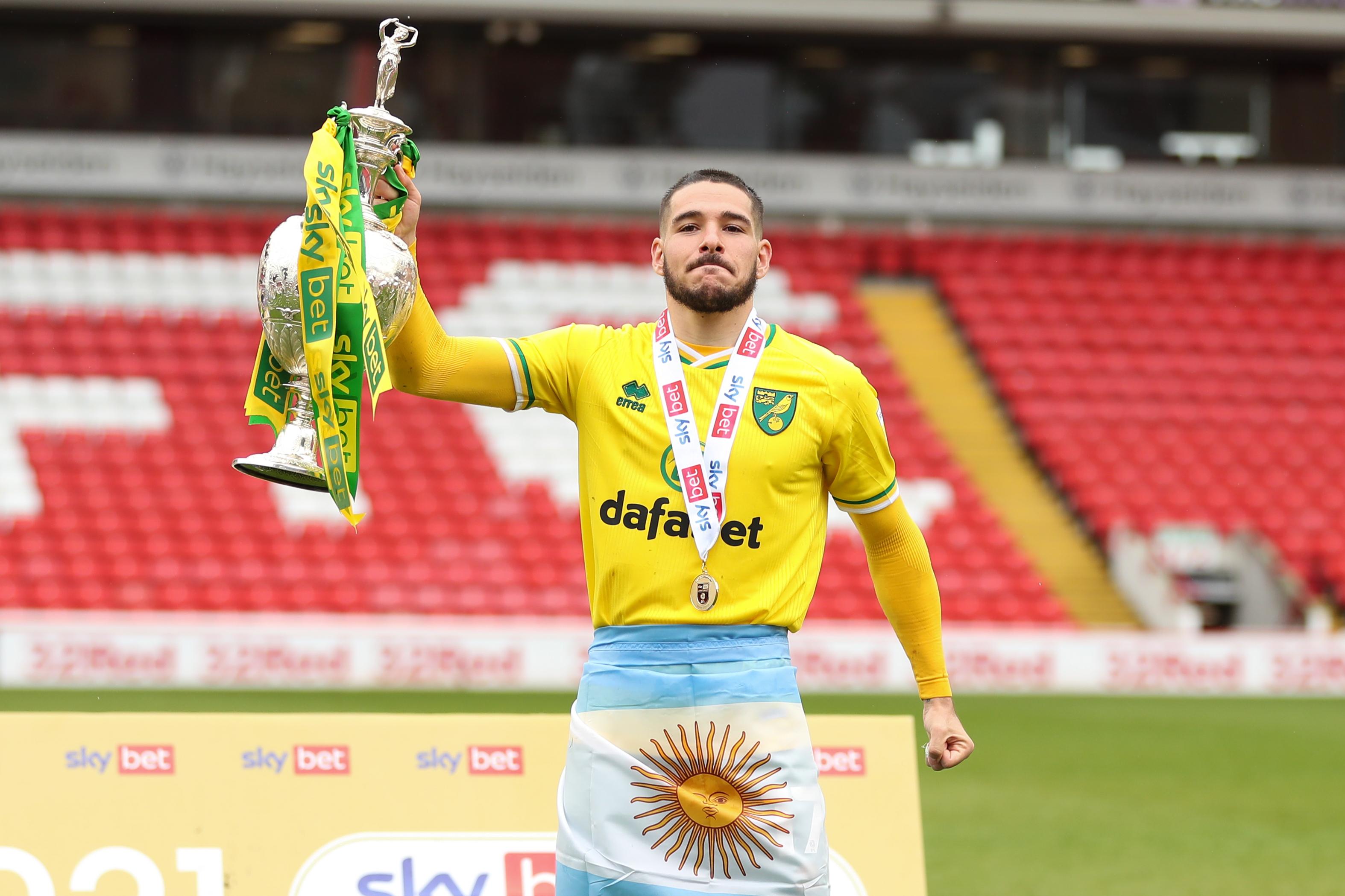 Emi Buendia - Norwich City to Aston Villa - Premier League
