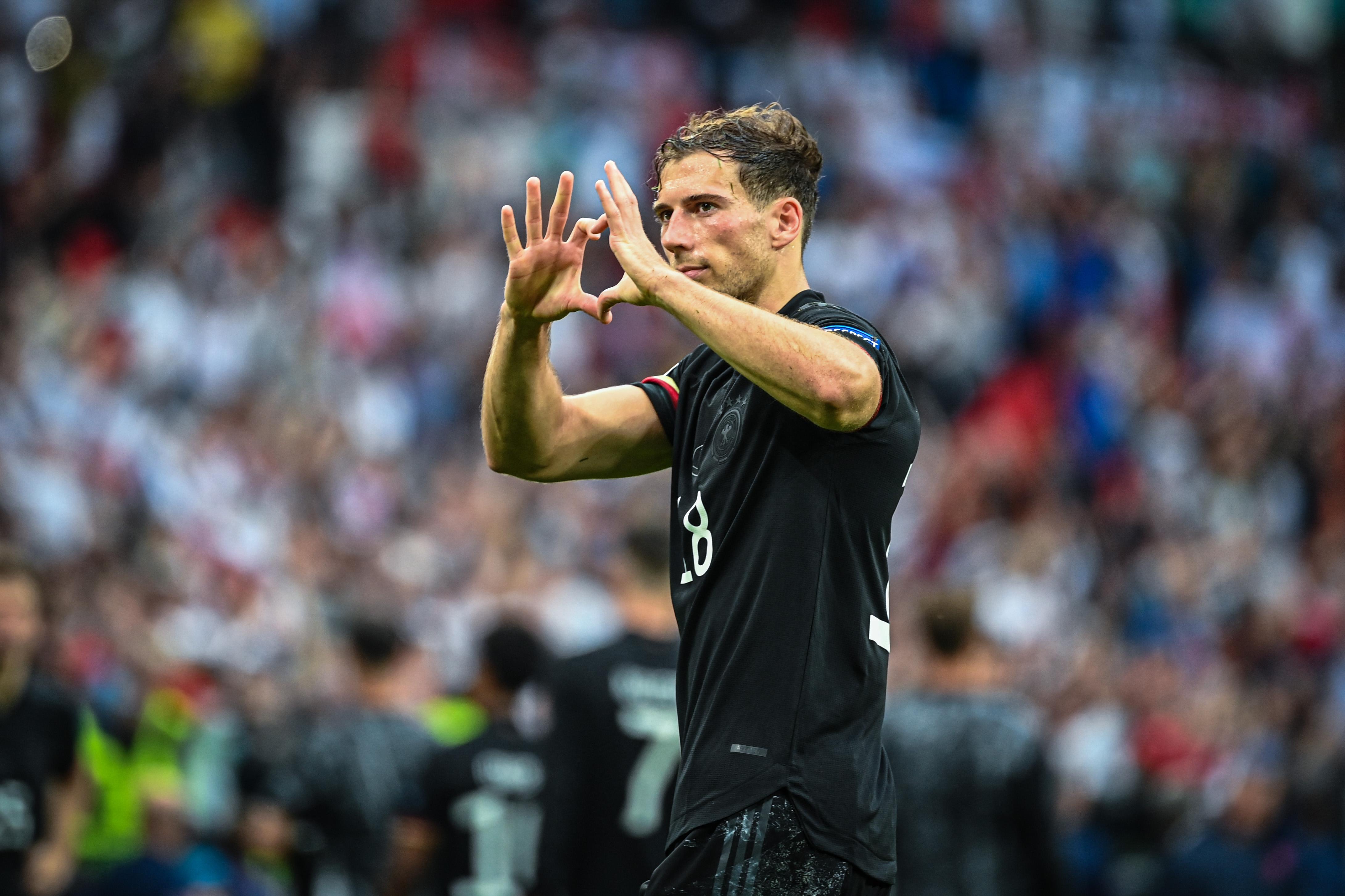 England v Germany - UEFA Euro 2020: Round of 16
