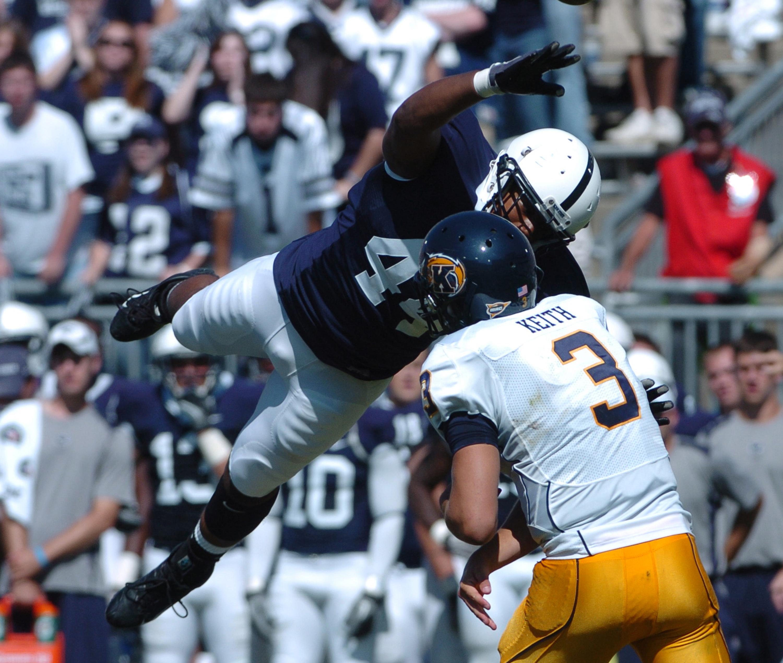 Kent State at Penn State