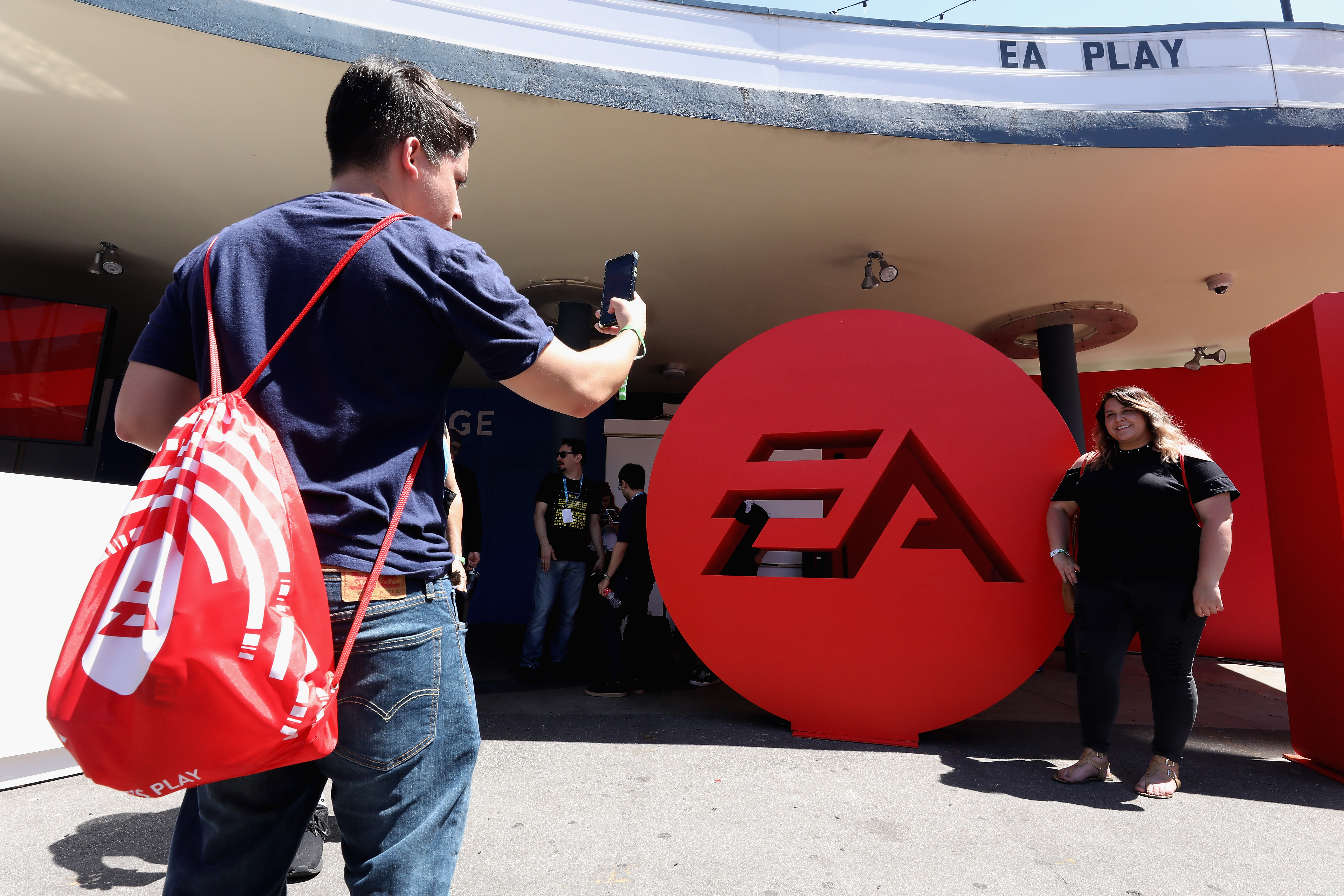 Electronic Arts Showcases Its New Games At E3 Event In Los Angeles