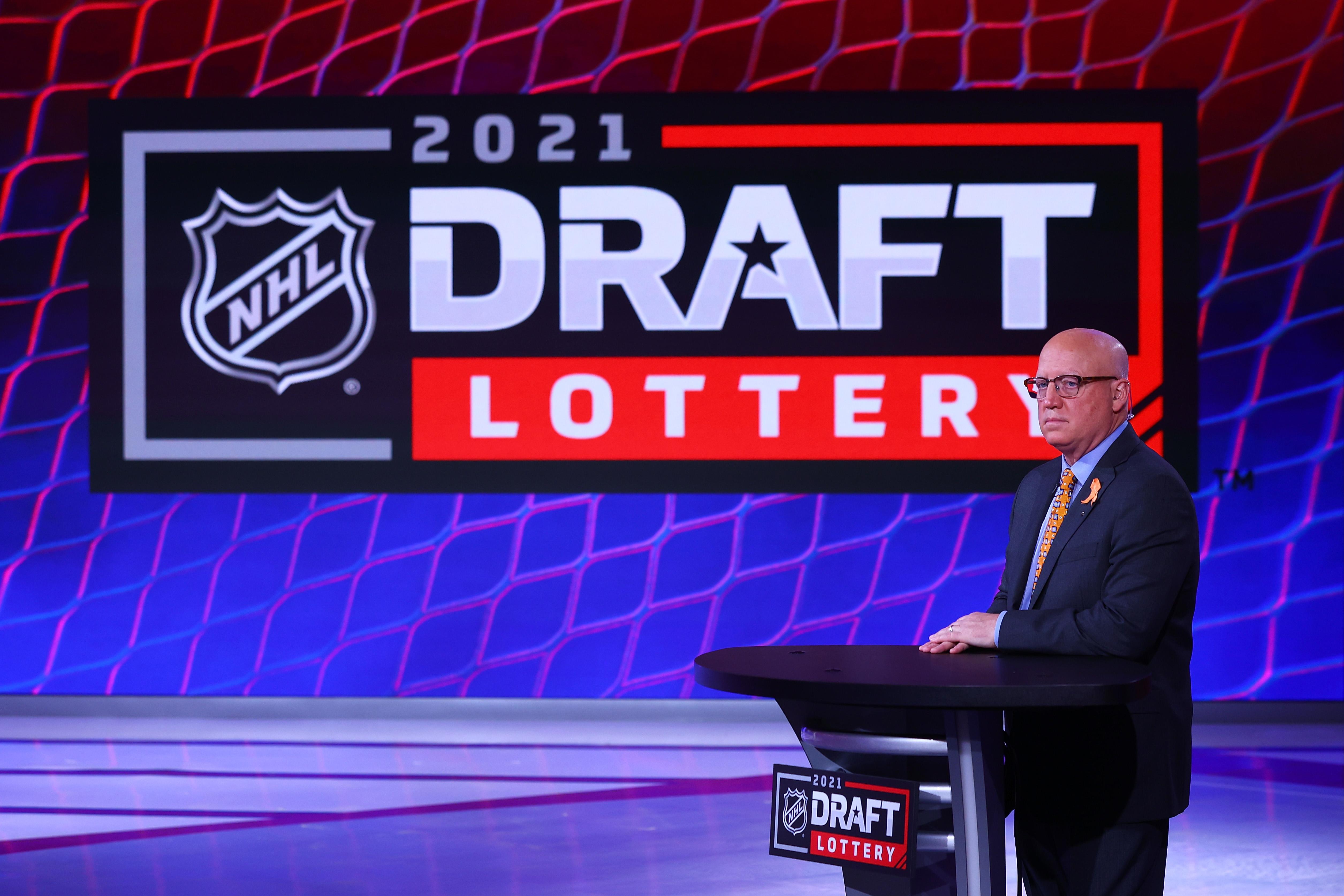 2021 NHL Draft Lottery