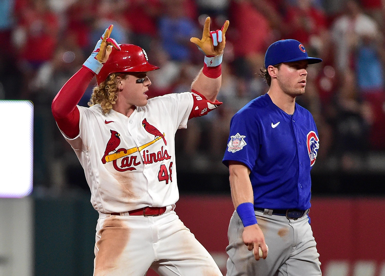 MLB:圣路易斯红雀州的芝加哥幼崽