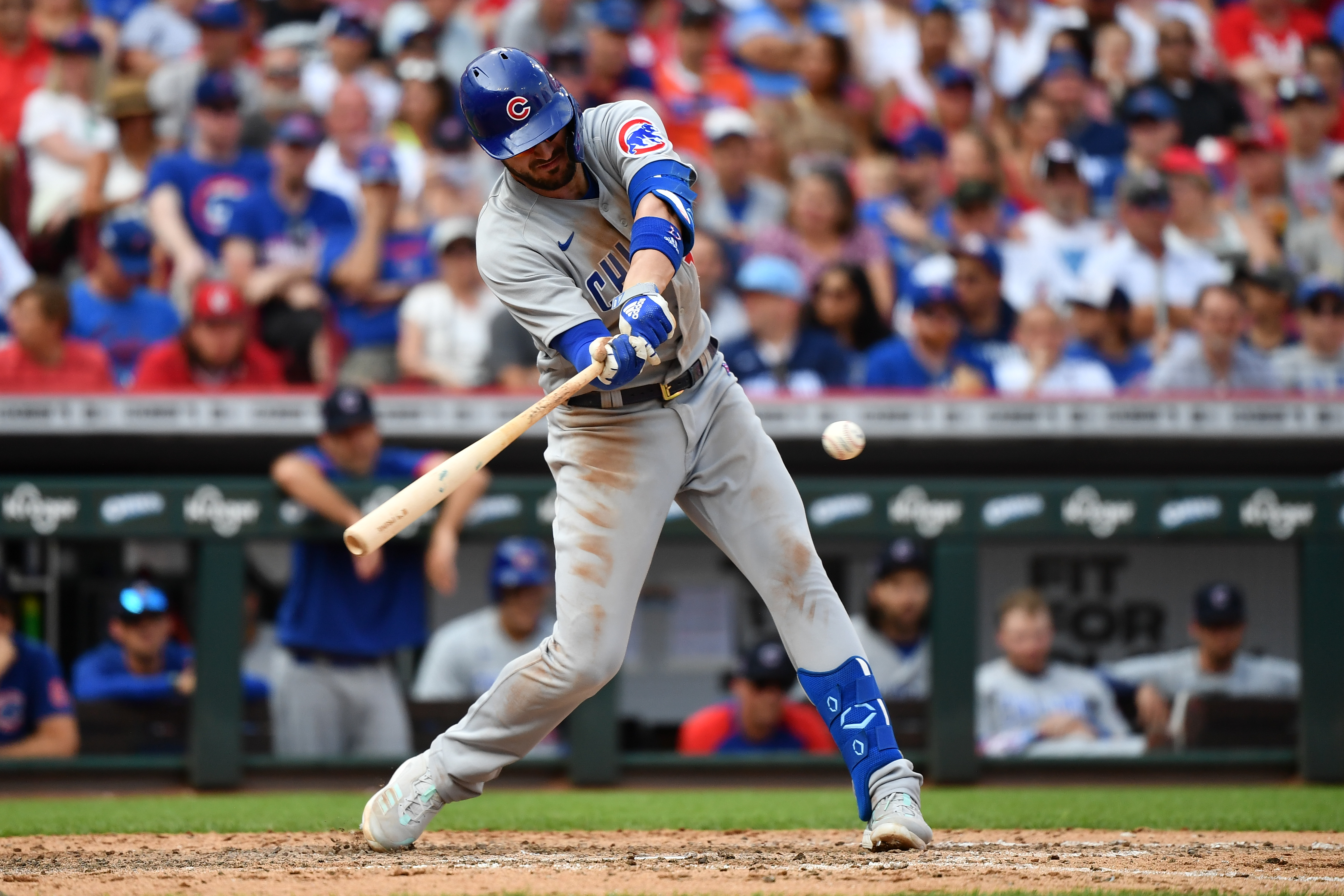 Manager David Ross said Kris Bryant will be in the starting lineup for Friday's game against the Diamondbacks.