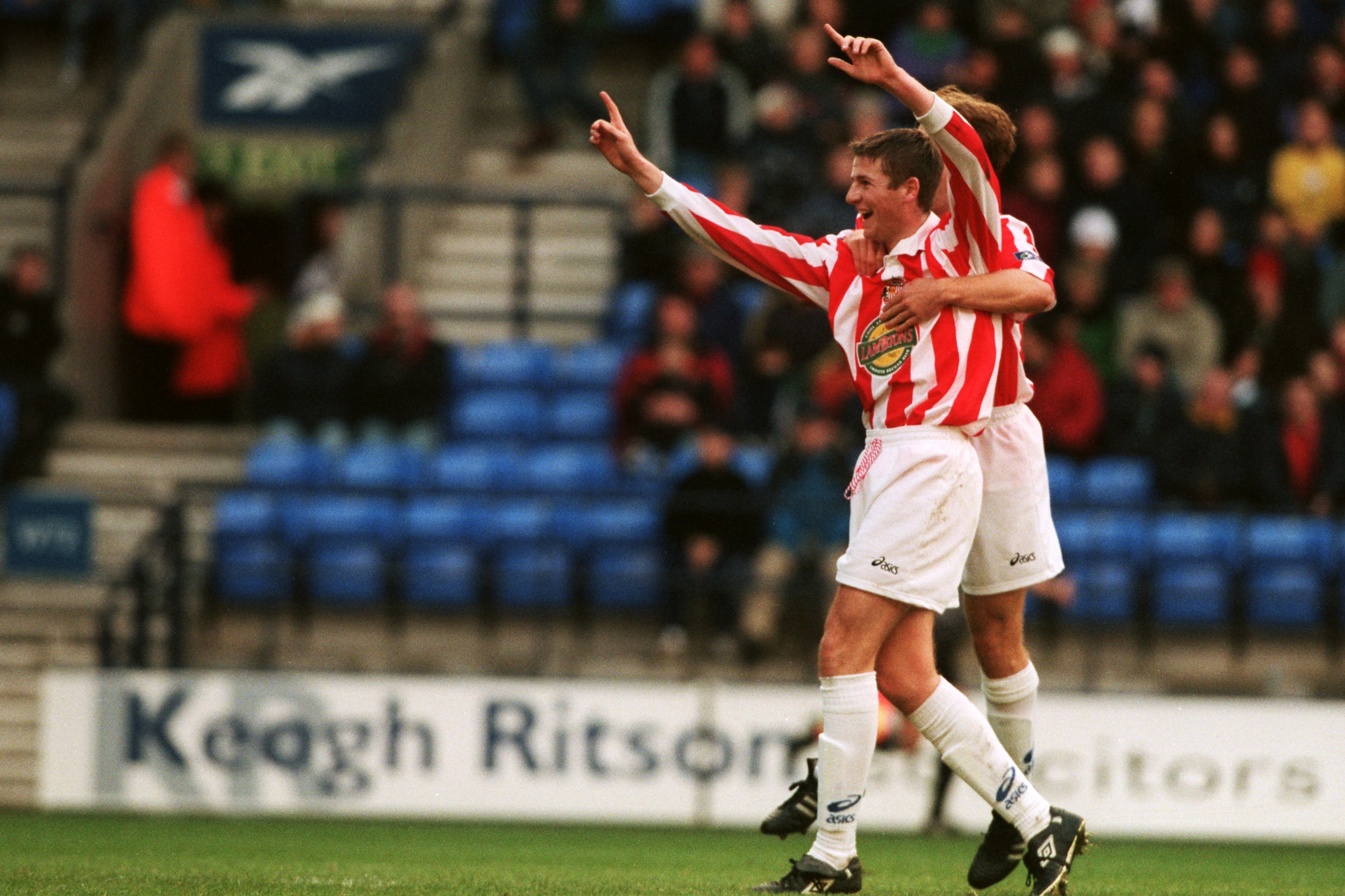 Soccer - Nationwide League Division One - Bolton Wanderers v Sunderland
