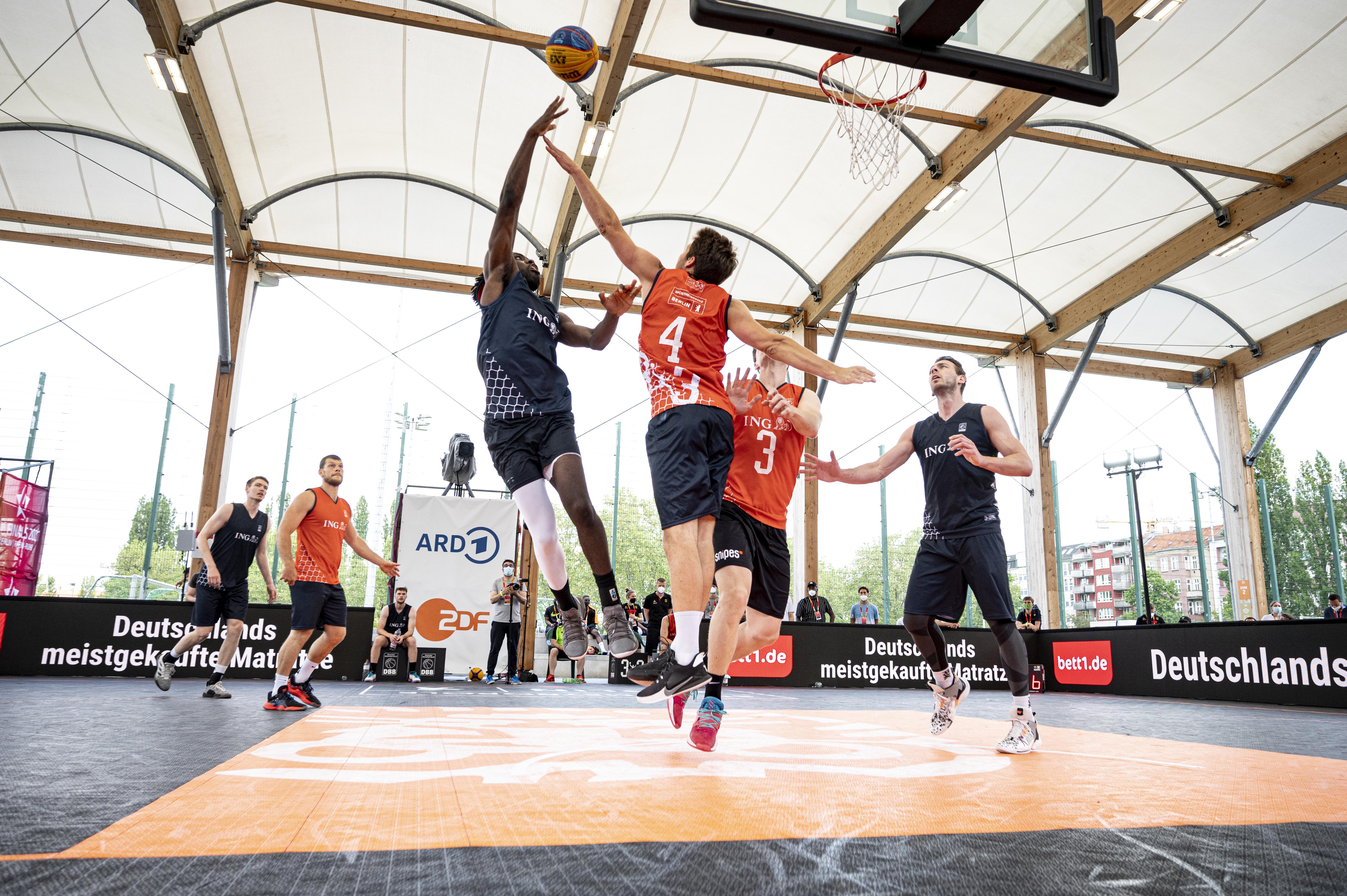 Finals 2021 - 3x3 Basketball...