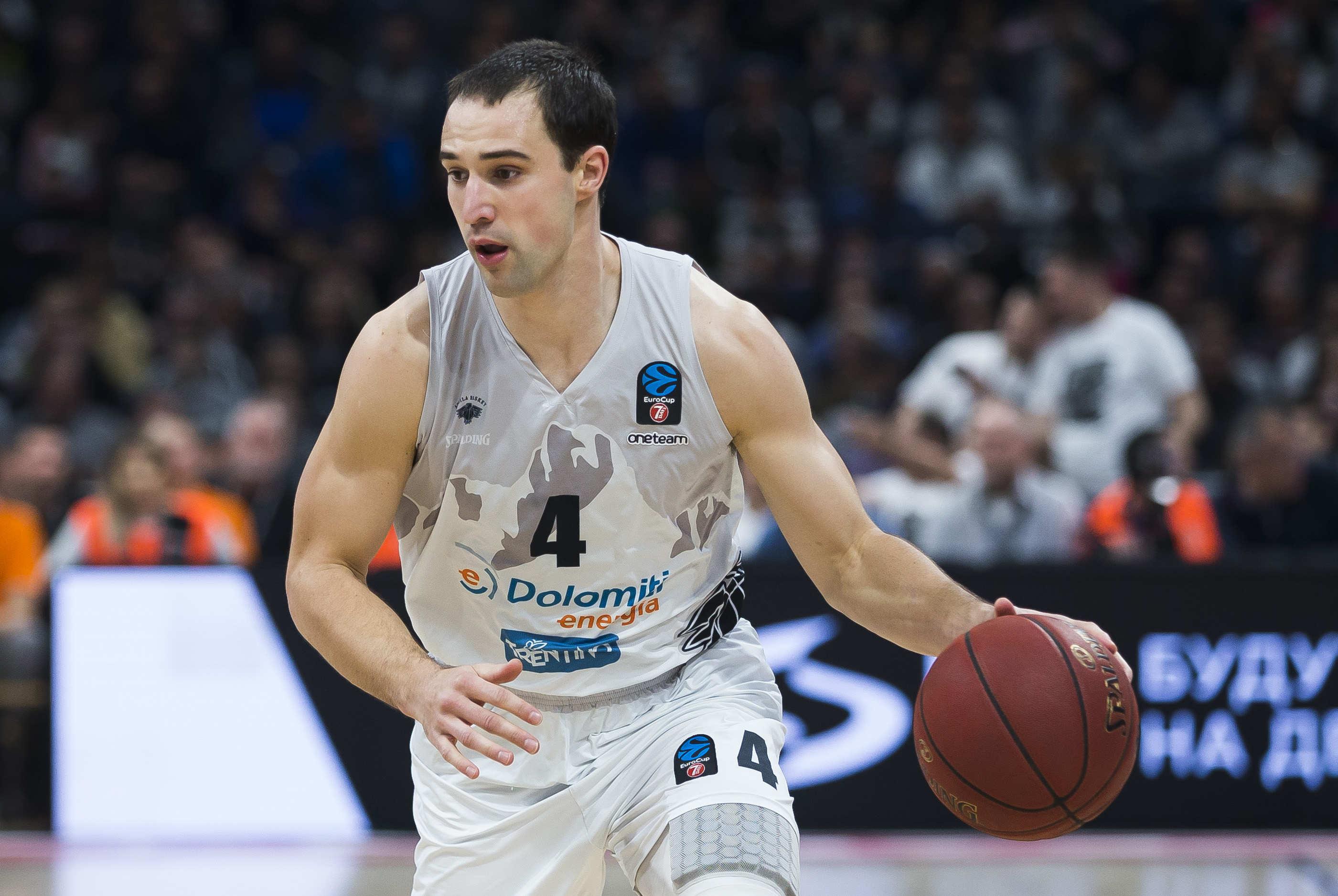 KK Partizan v Dolomiti Energia Trento - Eurocup