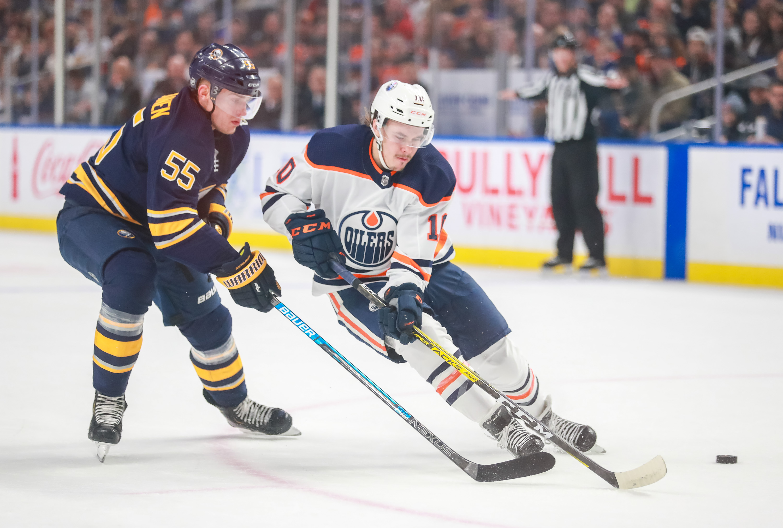 NHL: JAN 02 Oilers at Sabres