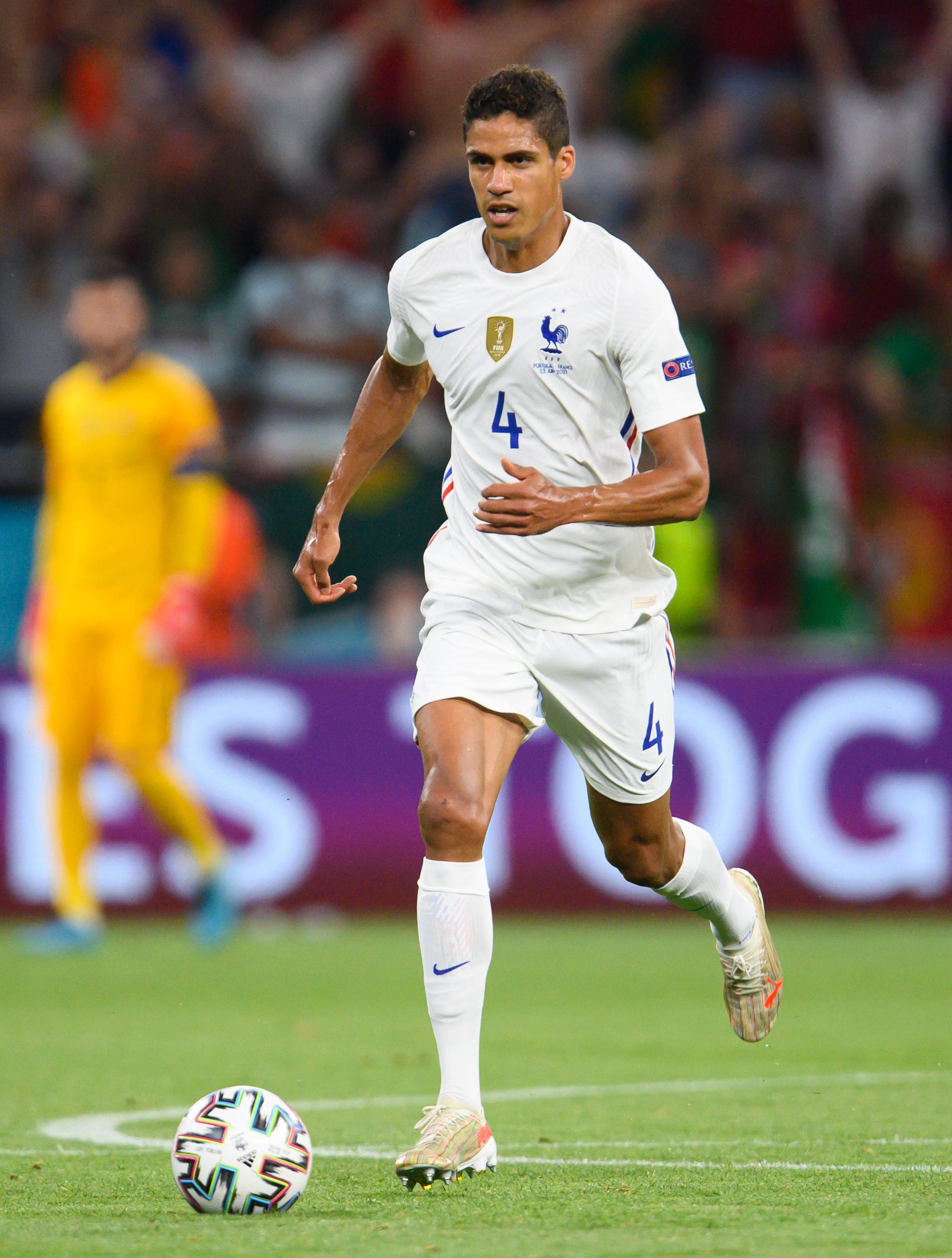 European Football Championship - Portugal - France