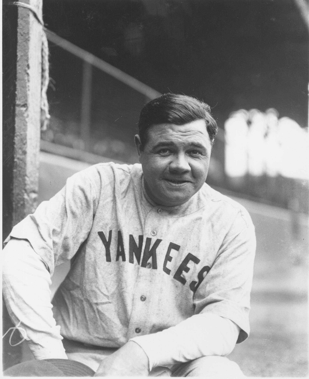 Babe Ruth...