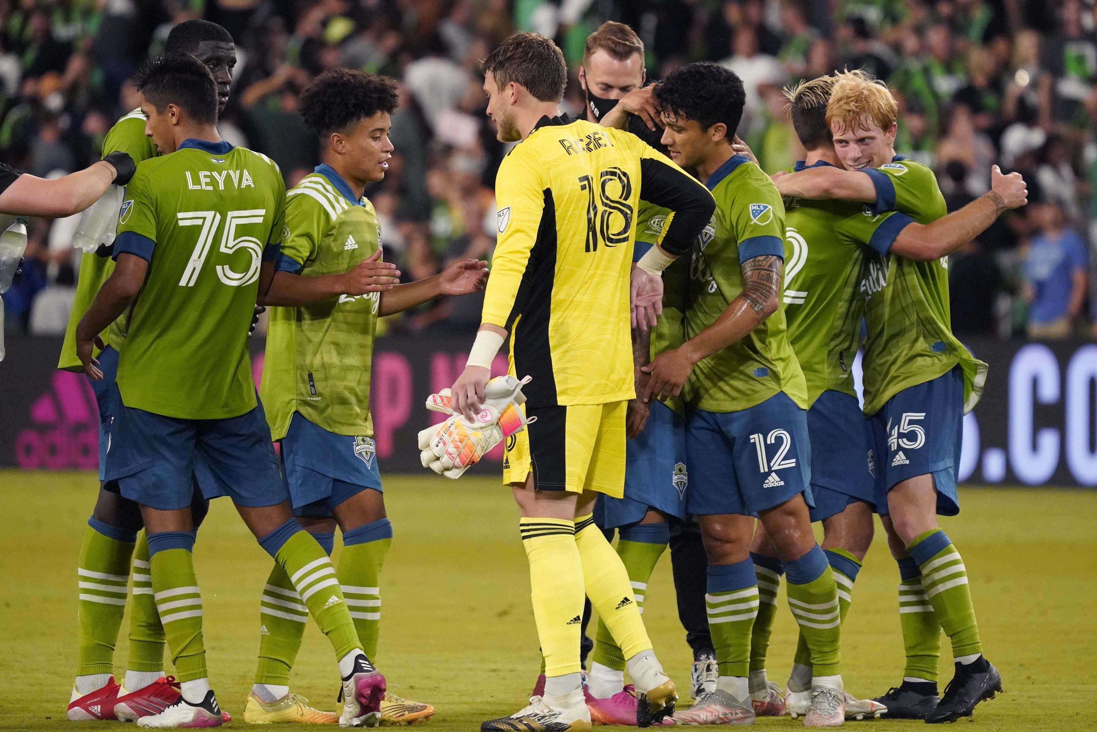 MLS: Seattle Sounders FC at Austin FC