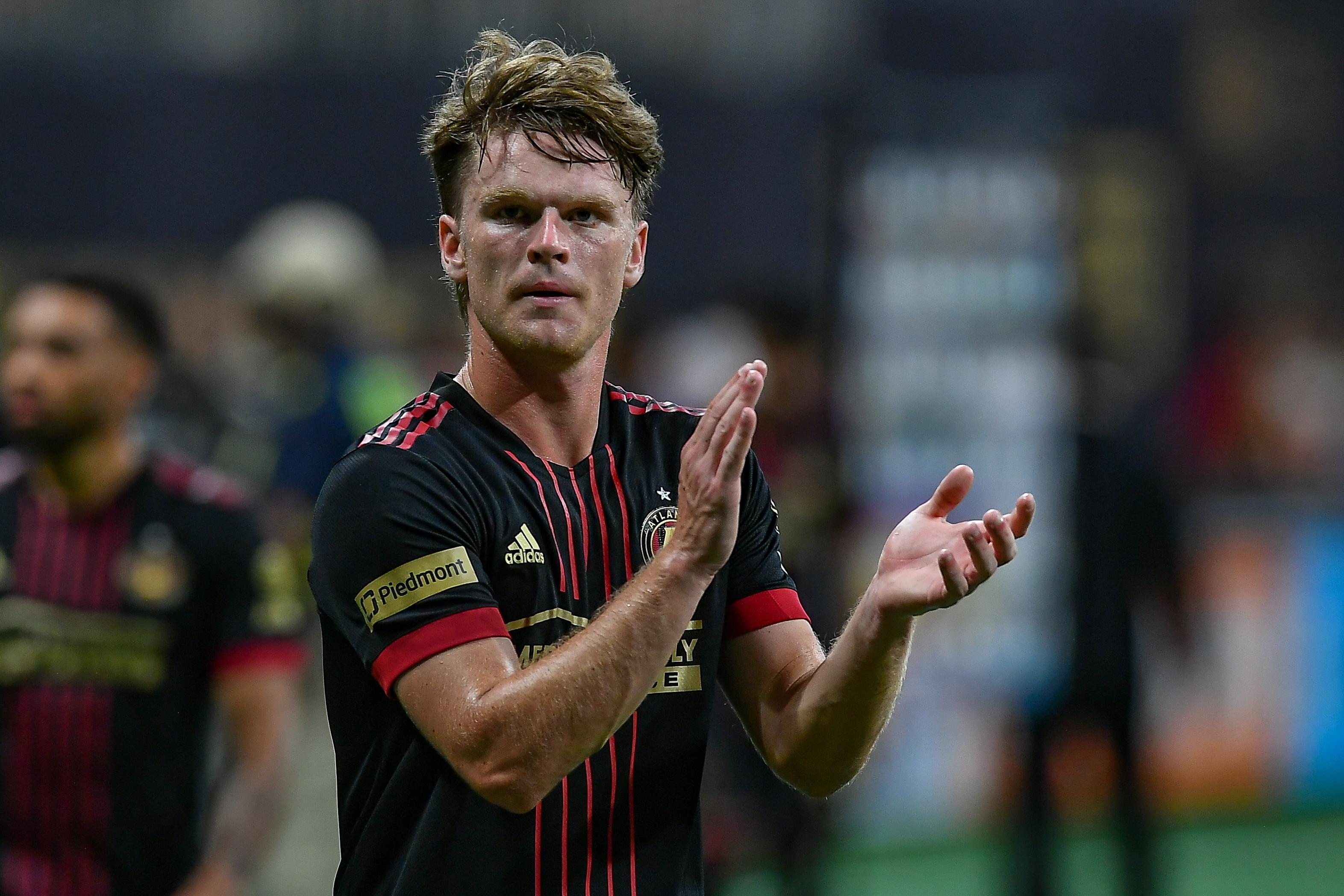 SOCCER: JUL 17 MLS - New England Revolution at Atlanta United FC