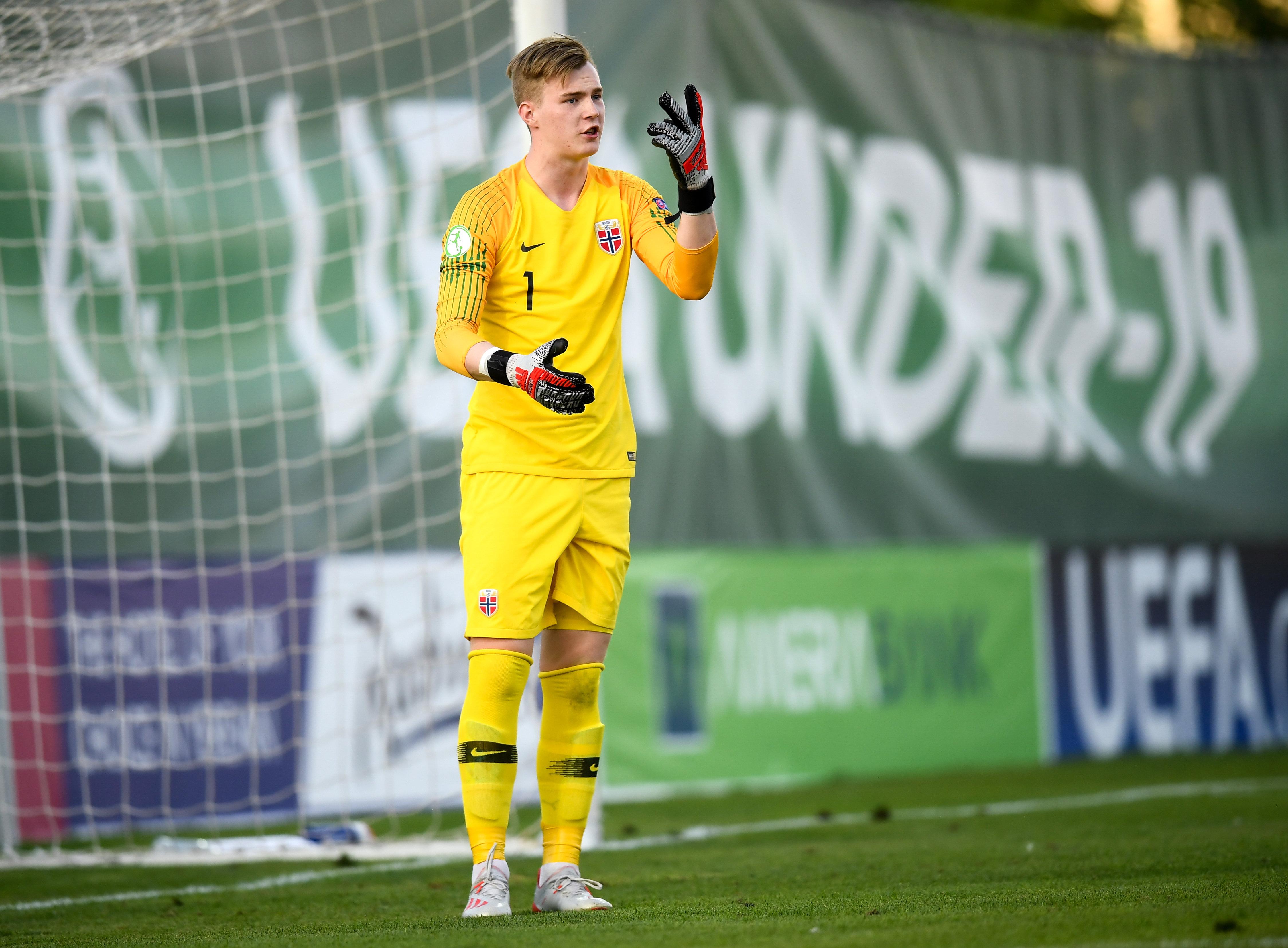 Norway v Republic of Ireland - 2019 UEFA European U19 Championships Group B