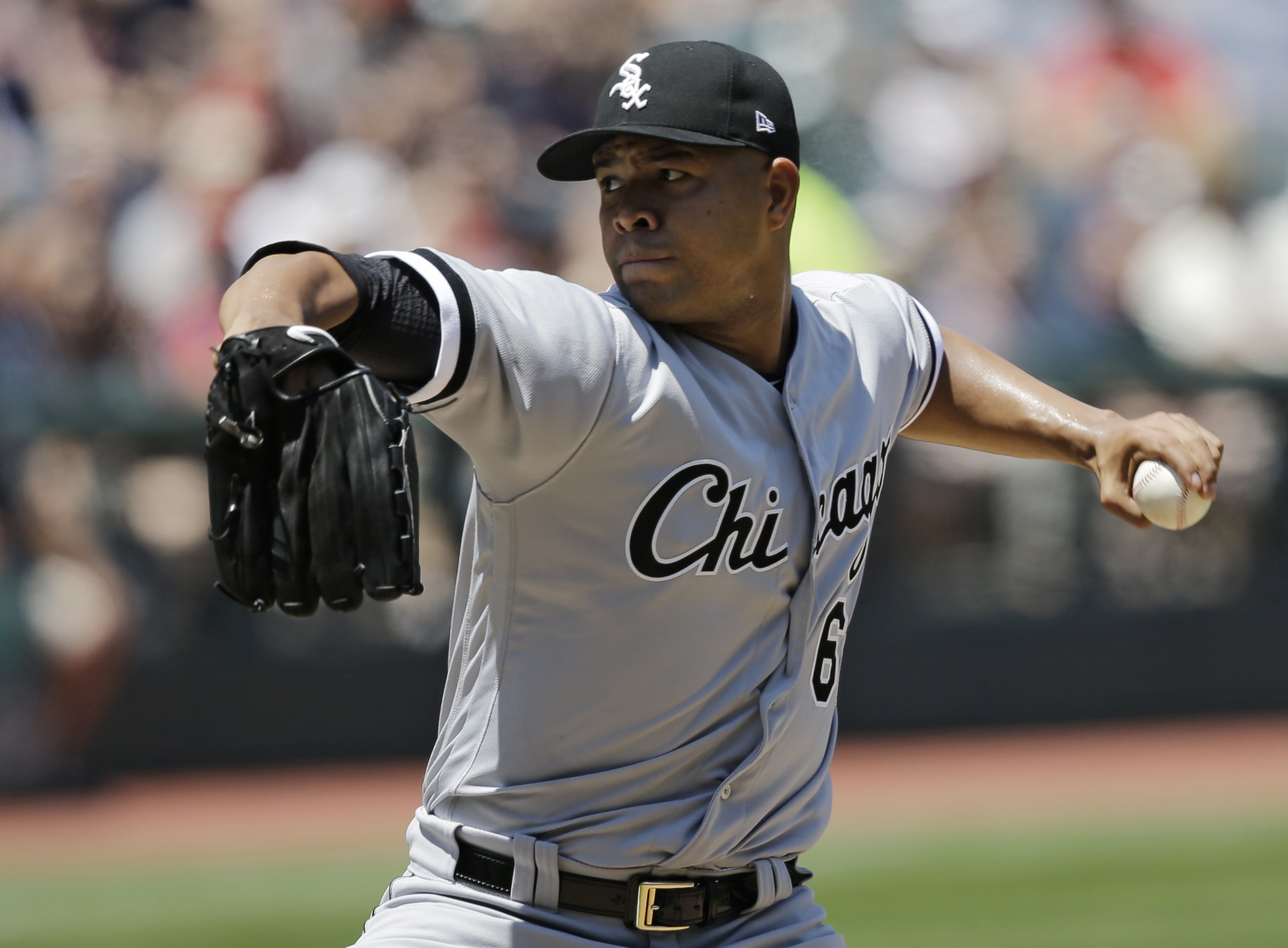 IN 2017, the White Sox traded pitcher Jose Quintana to the Cubs for outfielder Eloy Jimenez, right-handed pitcher Dylan Cease, and infielders Matt Rose and Bryant Flete.