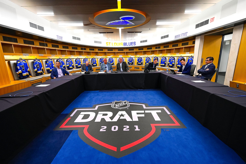 2021 NHL Draft - Round One
