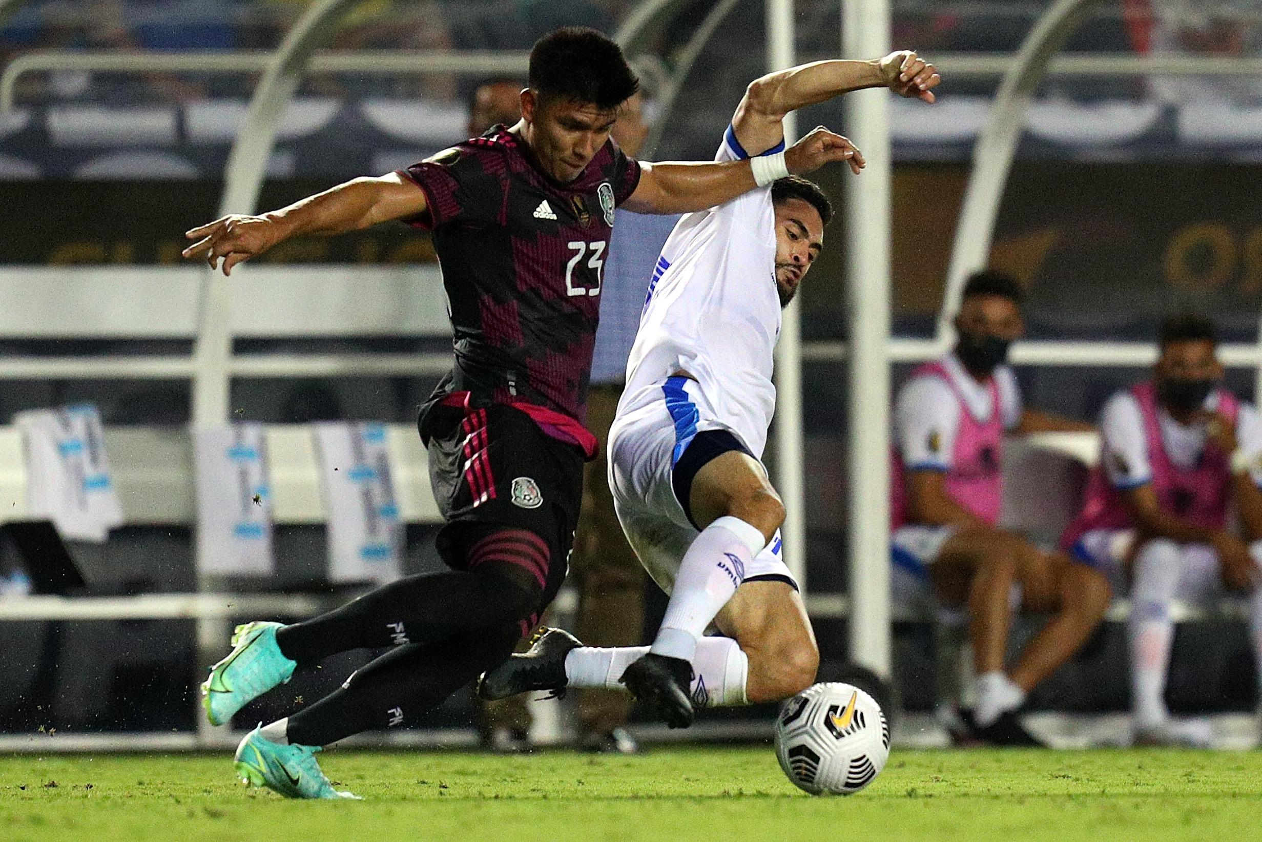 Mexico v El Salvador: Group A - 2021 CONCACAF Gold Cup