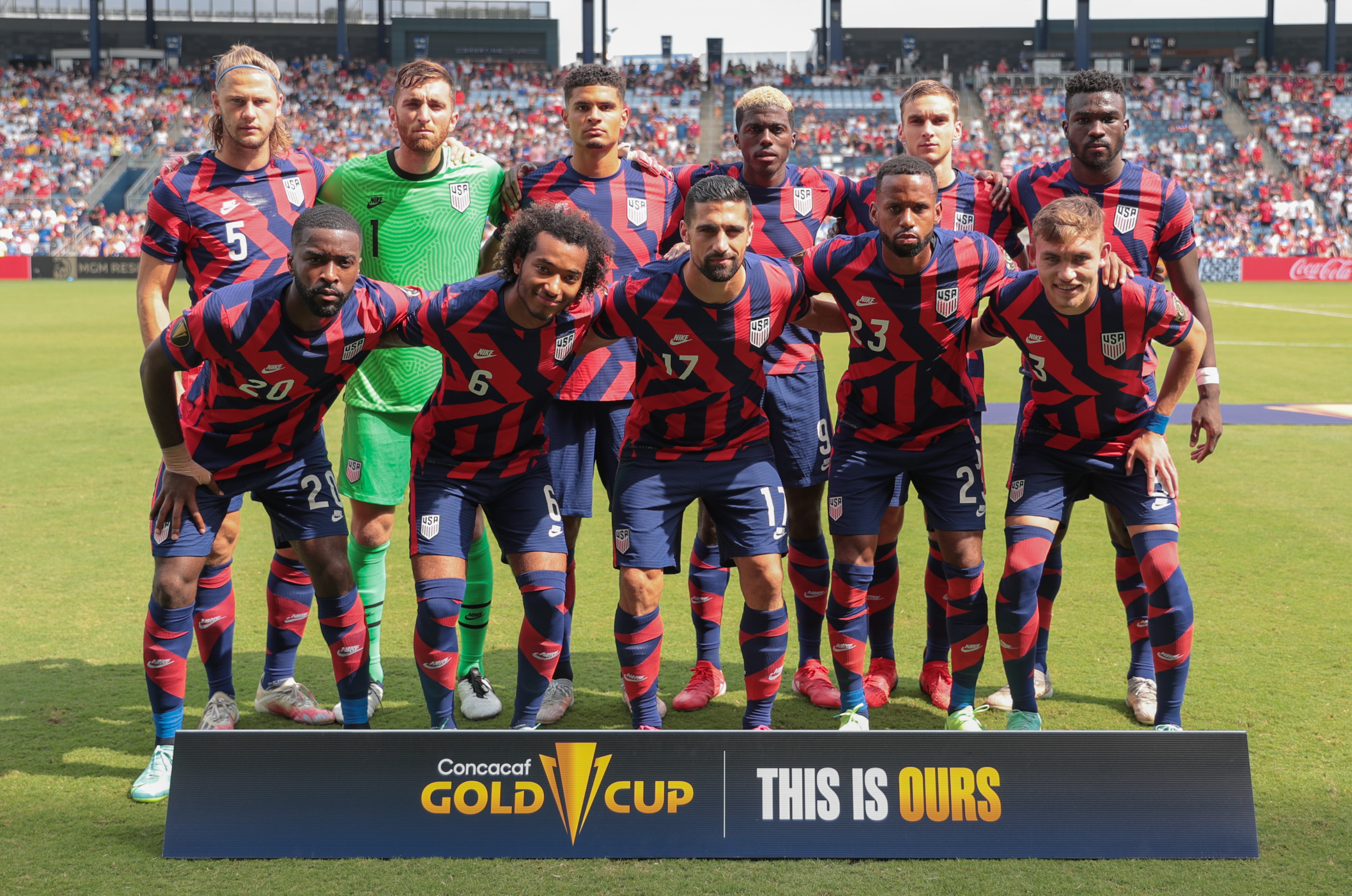 United States v Canada: Group B - 2021 CONCACAF Gold Cup
