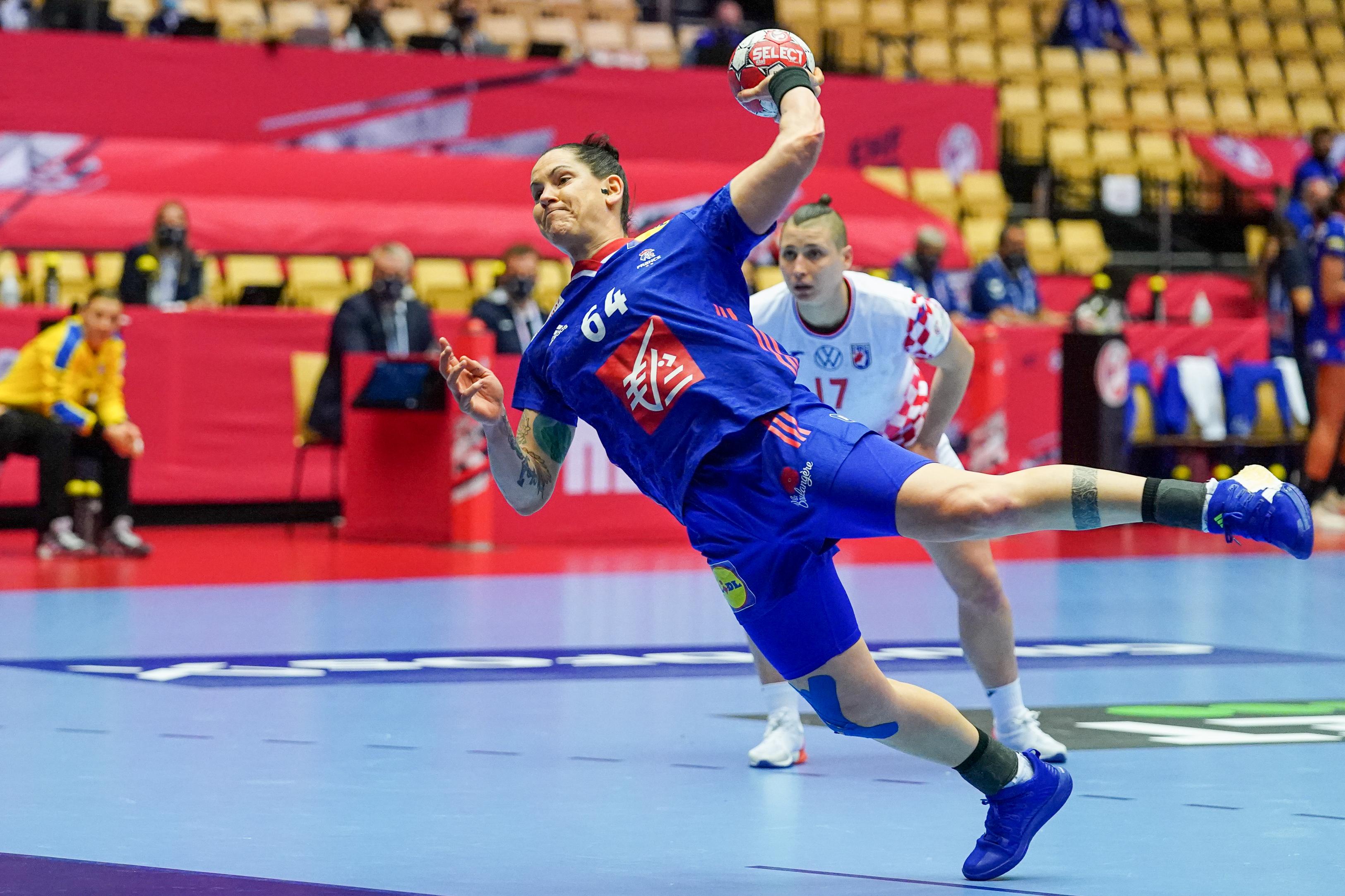 France v Croatia - Women's EHF Euro 2020