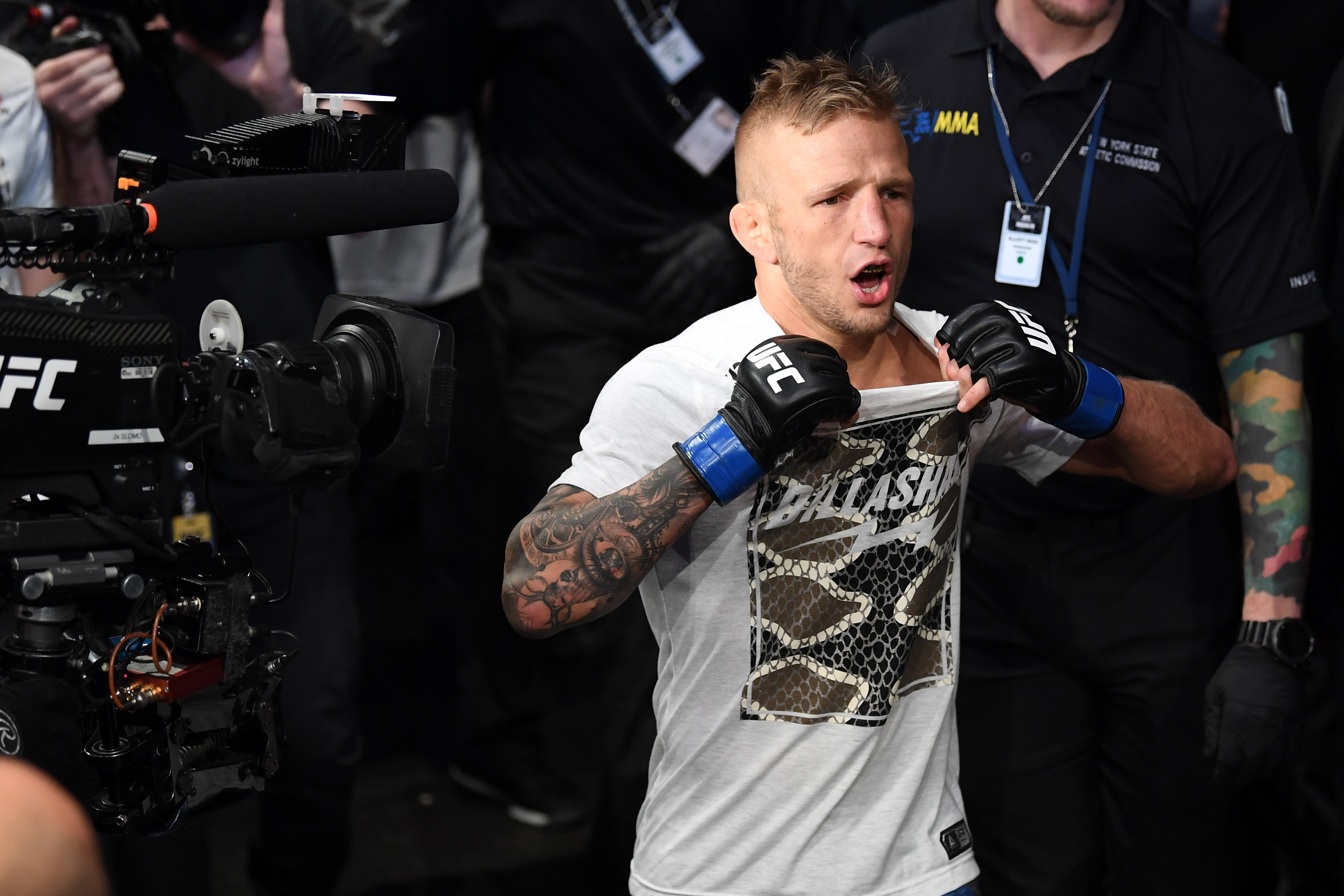 UFC Fight Night: Cejudo v Dillashaw