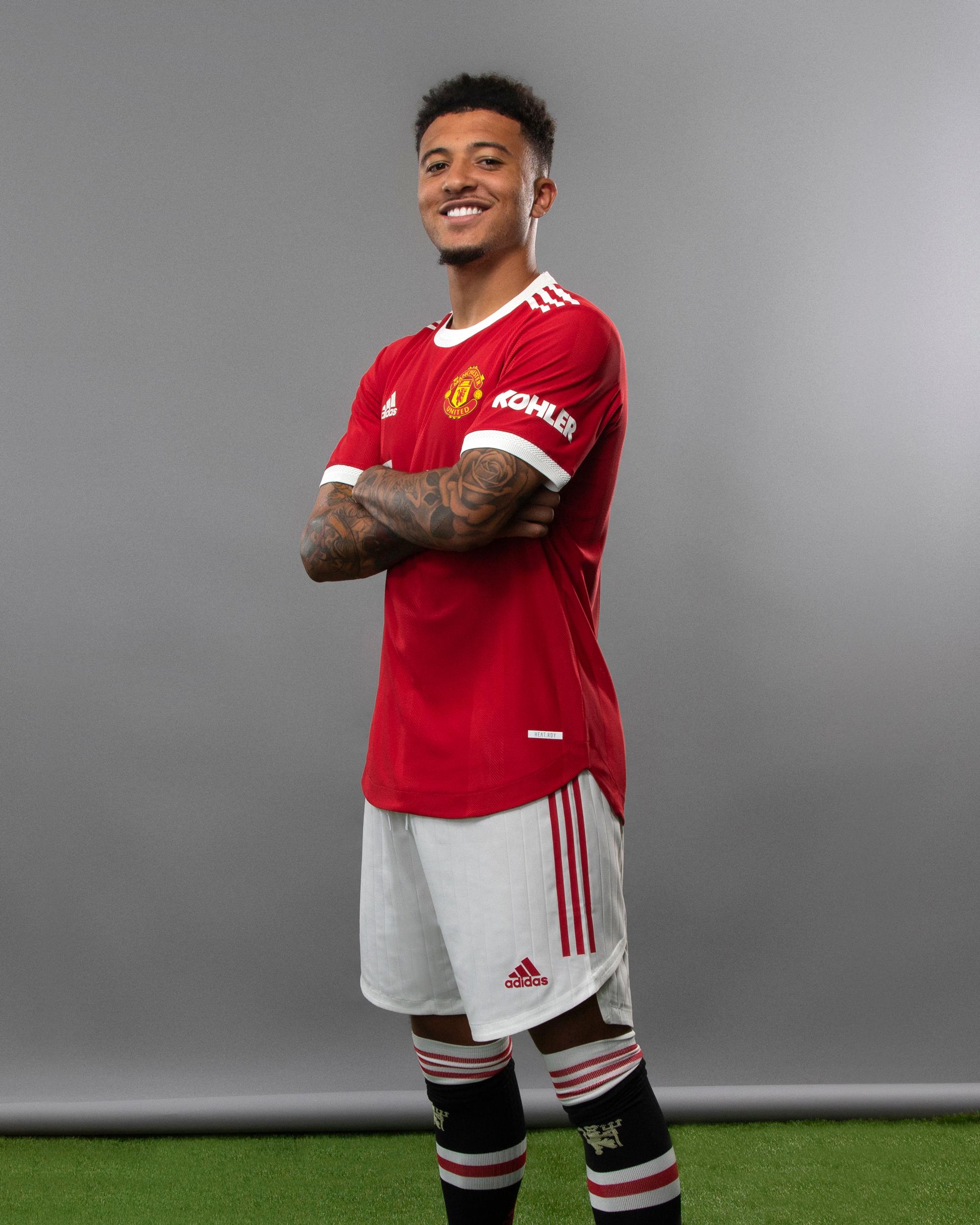 Jadon Sancho - Manchester United - Premier League