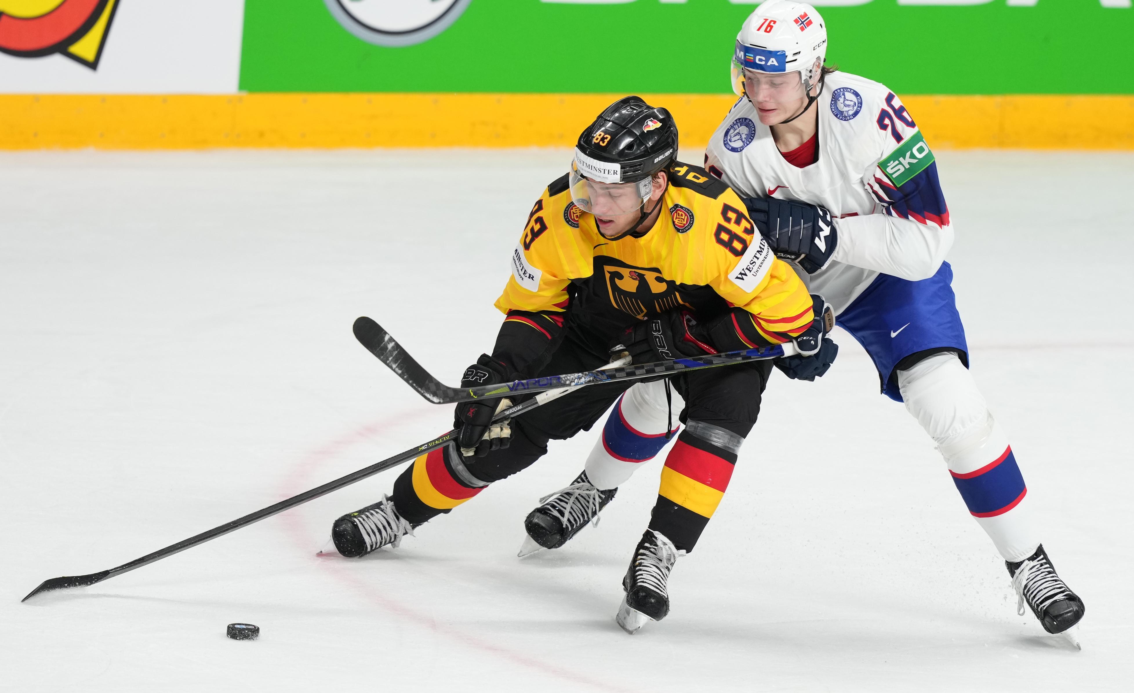 Ice Hockey World Championship: Norway - Germany