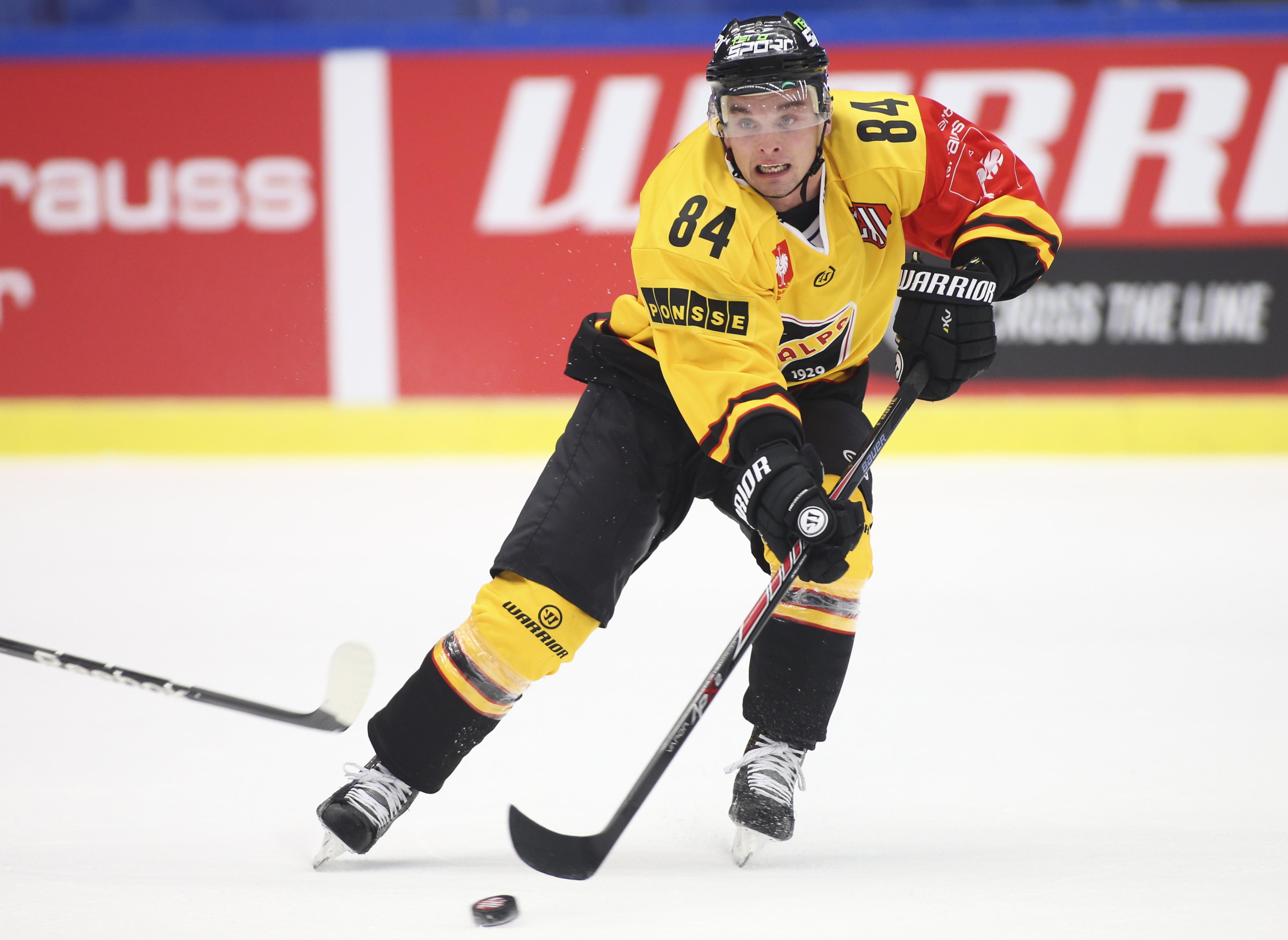 Vaxjo Lakers v KalPa Kuopio - Champions Hockey League