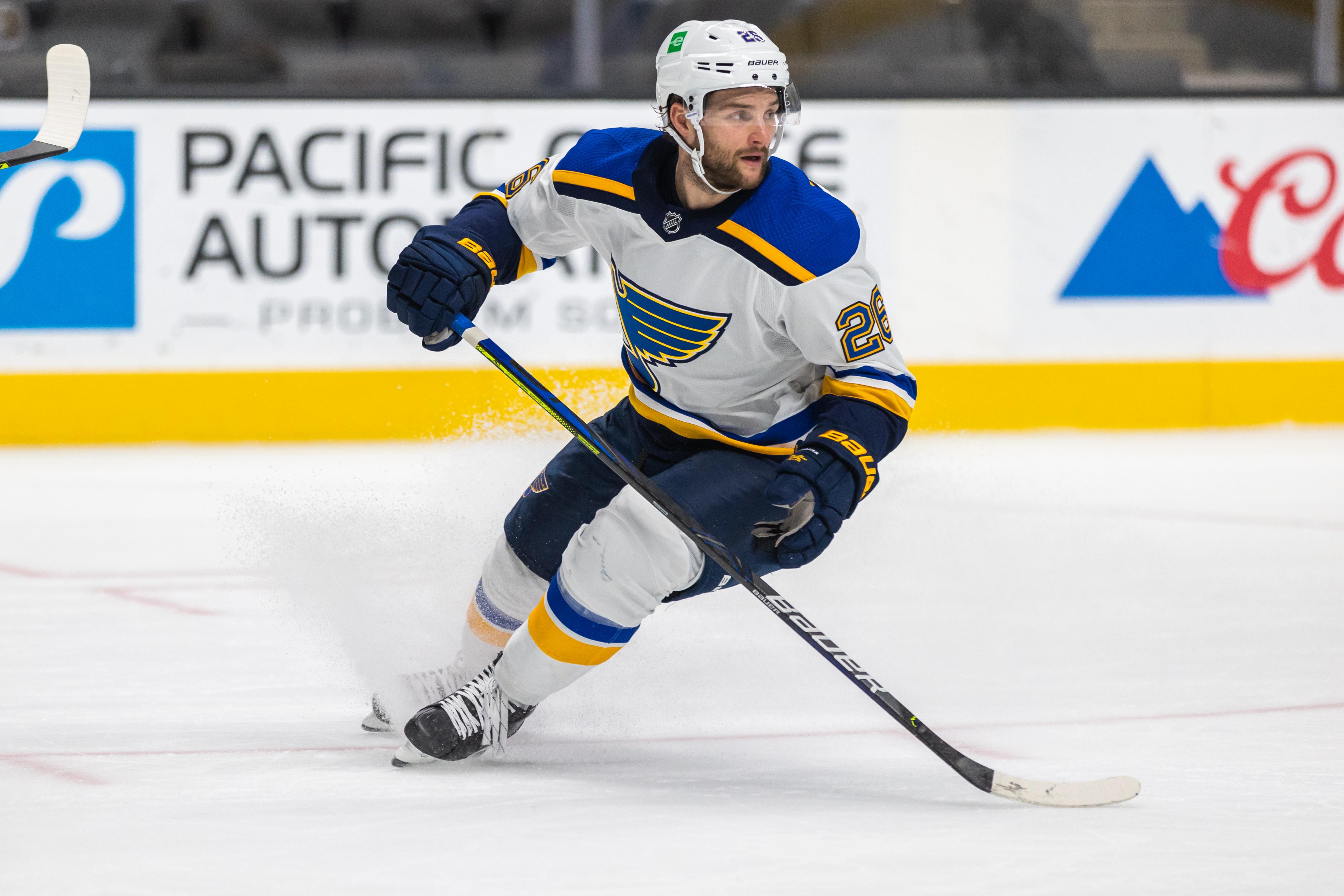 NHL: MAR 20 Blues at Sharks