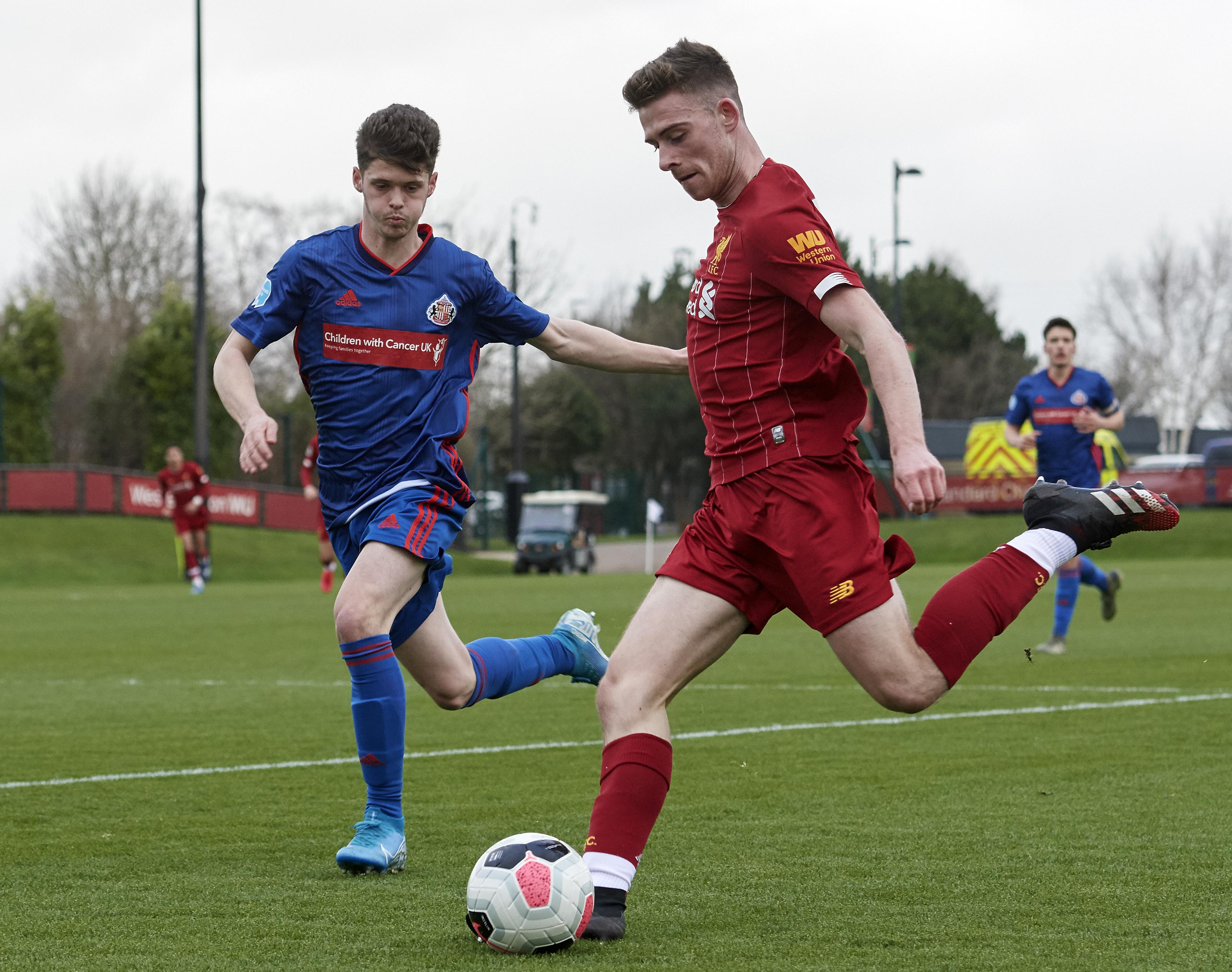 Liverpool U23 v Sunderland U23 - Premier League Cup