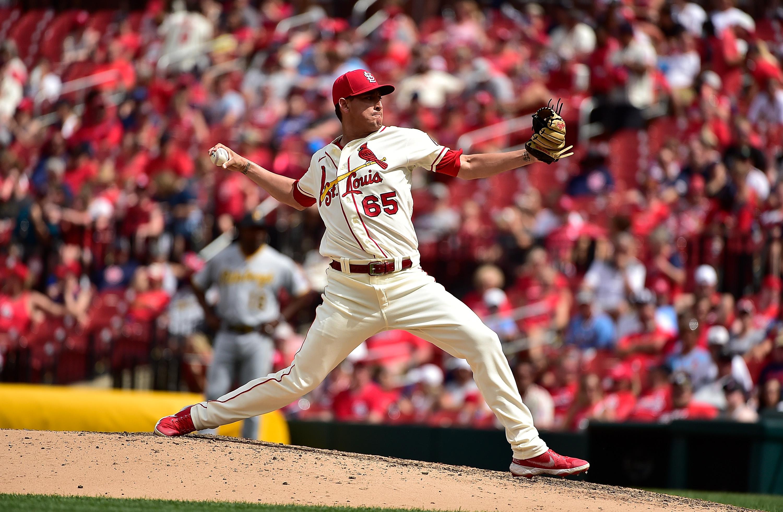 MLB:圣路易斯红雀队的匹兹堡海盗