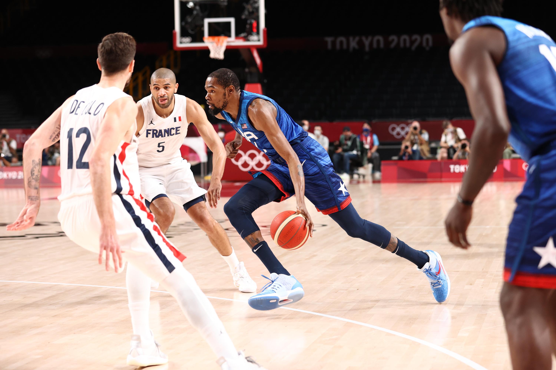 2020 Tokyo Olympics: France v USA