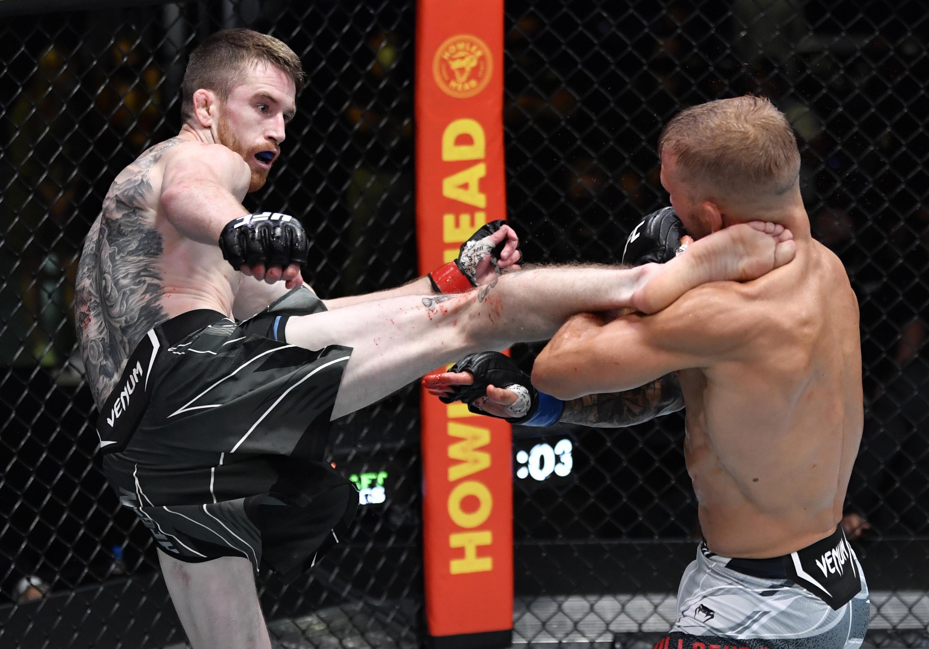 UFC Fight Night: Cory Sandhagen v T.J. Dillashaw