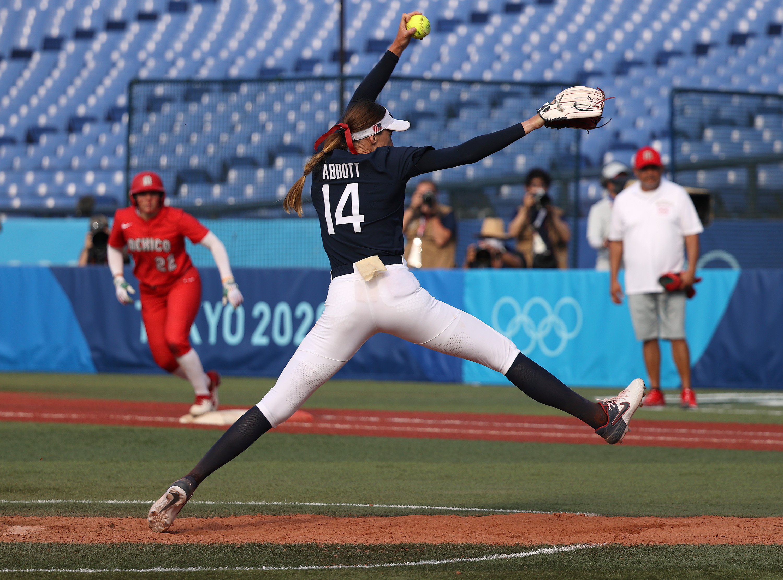 Softball - Olympics: Day 1