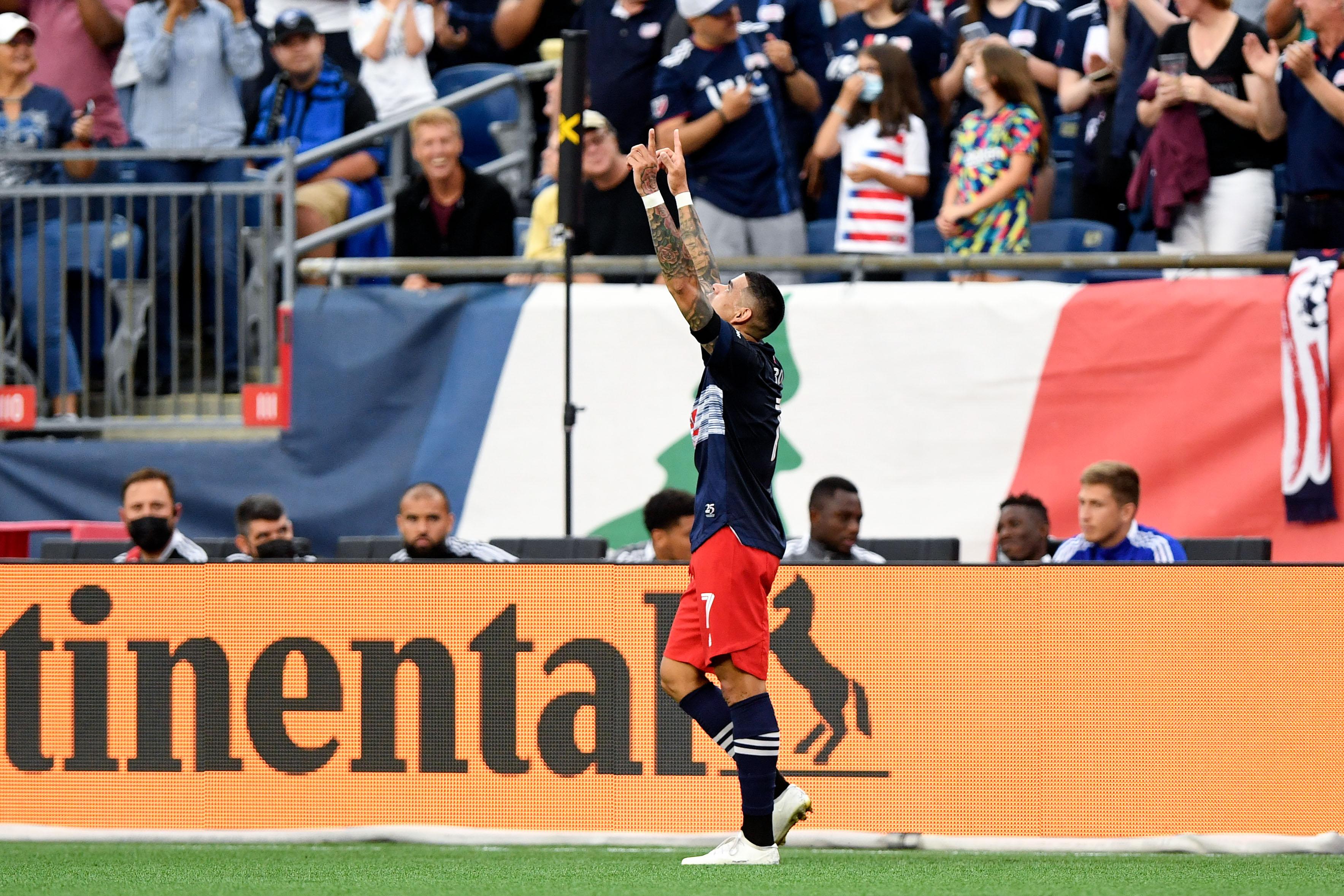 MLS: CF Montreal at New England Revolution