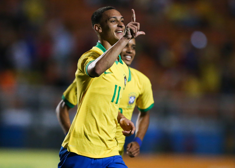 Brazil v Chile - Olympic Soccer Friendly