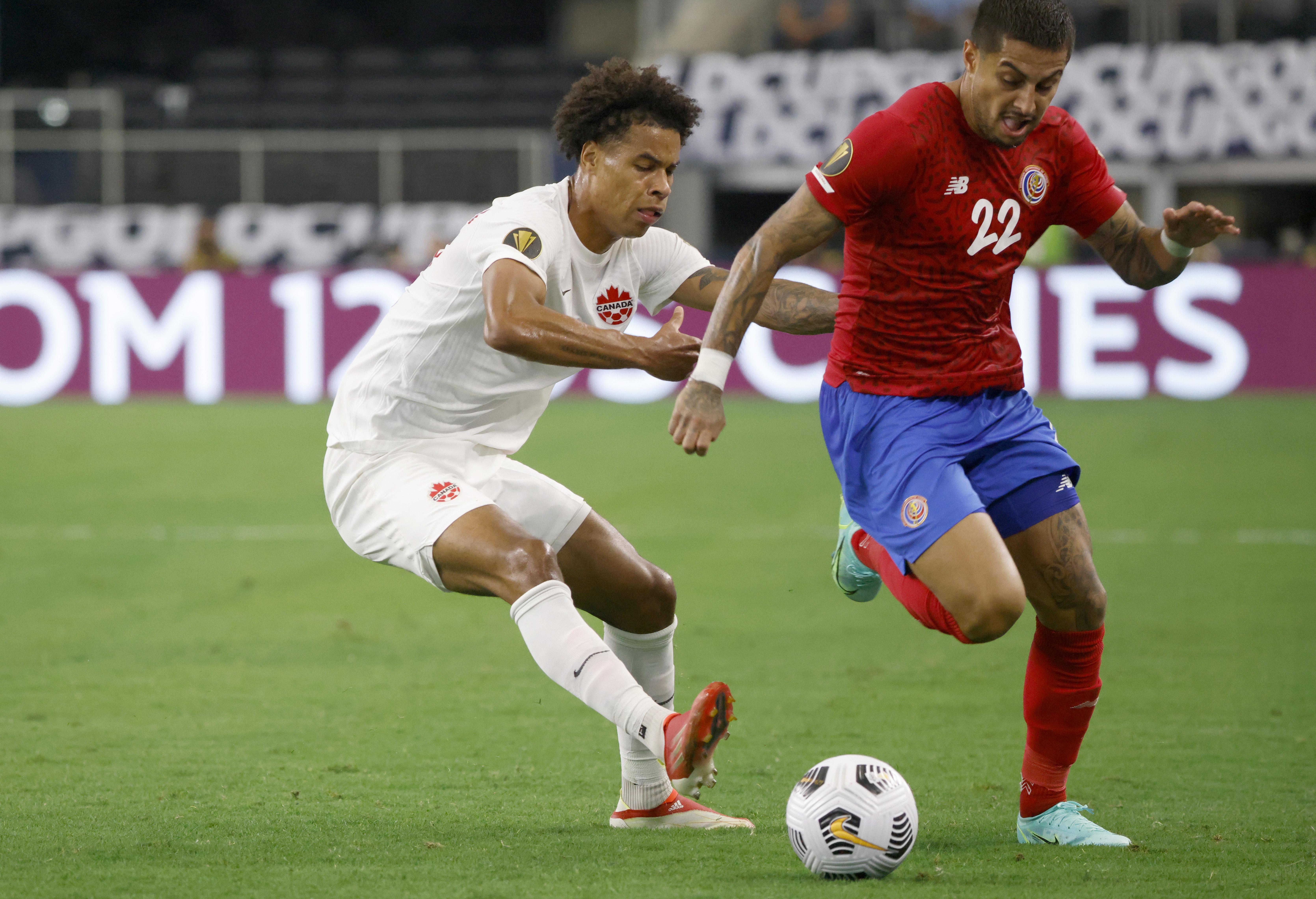 Costa Rica v Canada: Quarterfinals -2021 CONCACAF Gold Cup