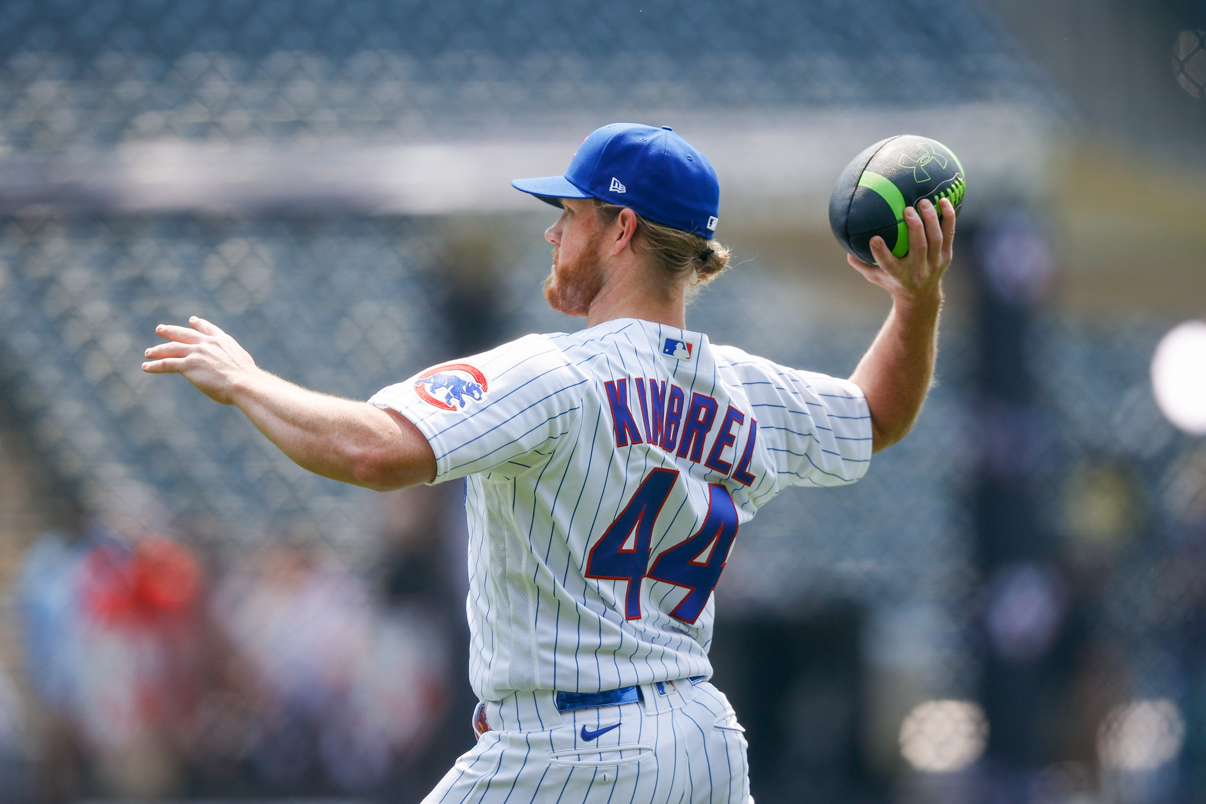 MLB: All-Star Workouts