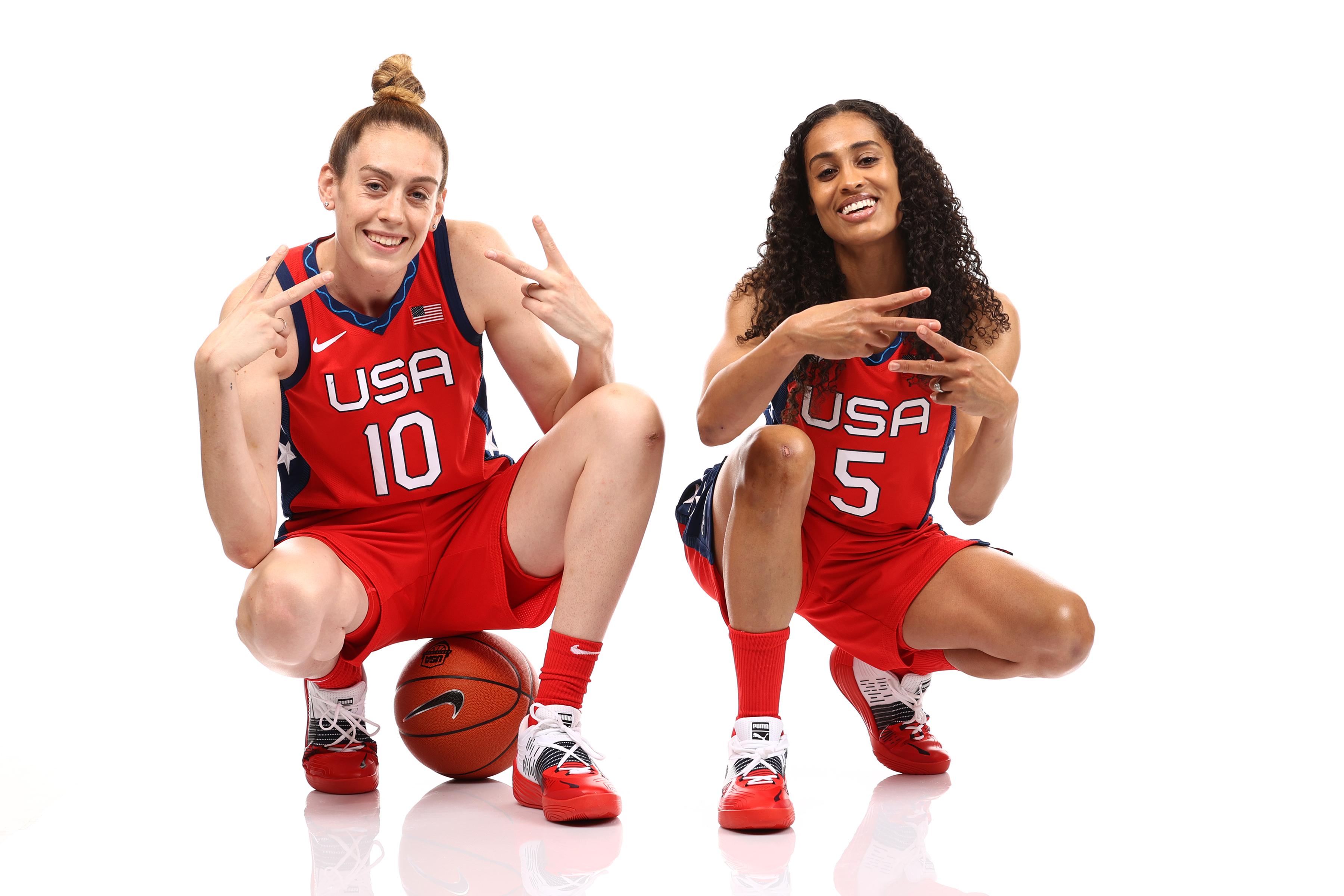 2021 USA Basketball Training Camp: All-Access